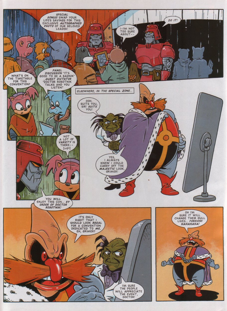 Read online Sonic the Comic comic -  Issue #46 - 4