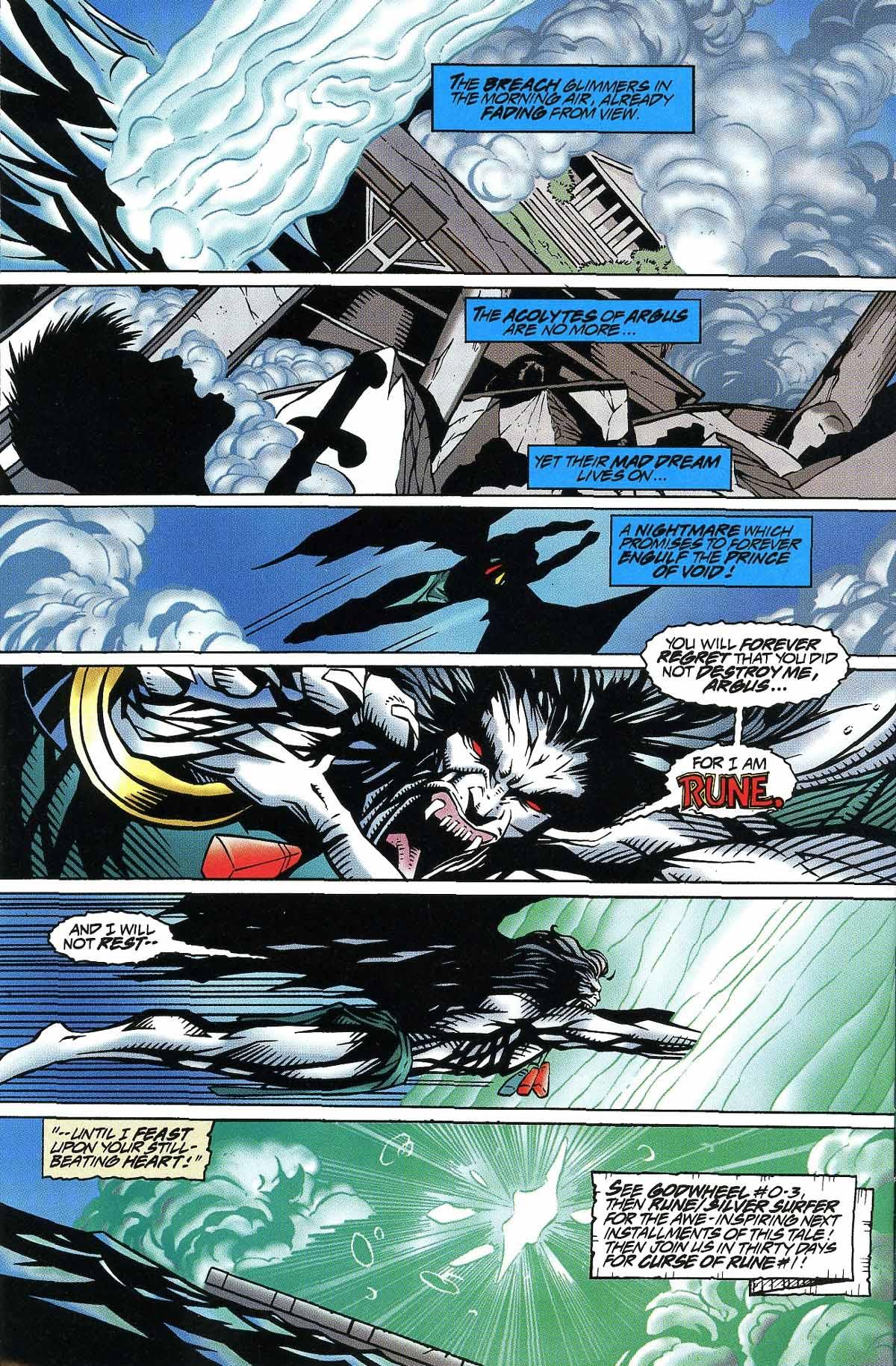 Read online Rune (1994) comic -  Issue #9 - 27