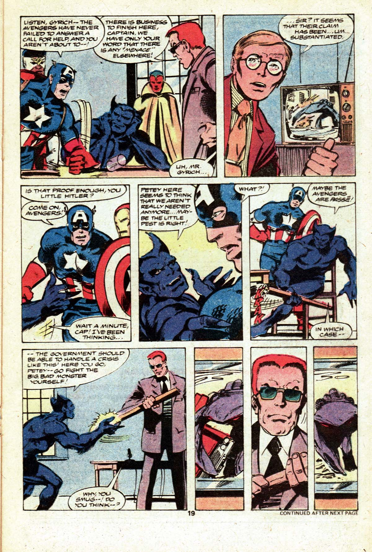 The Avengers (1963) 190 Page 11