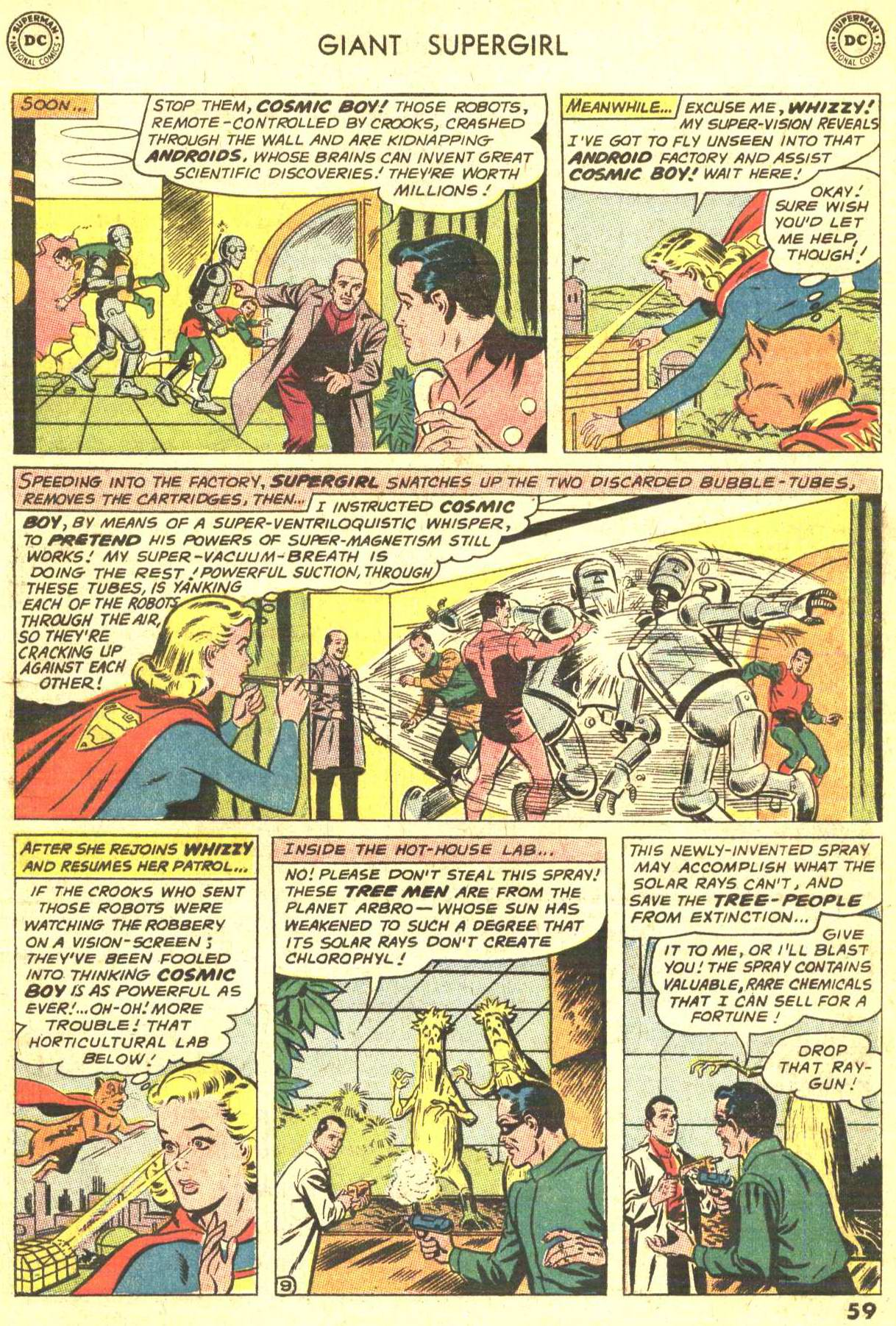 Read online Action Comics (1938) comic -  Issue #373 - 56