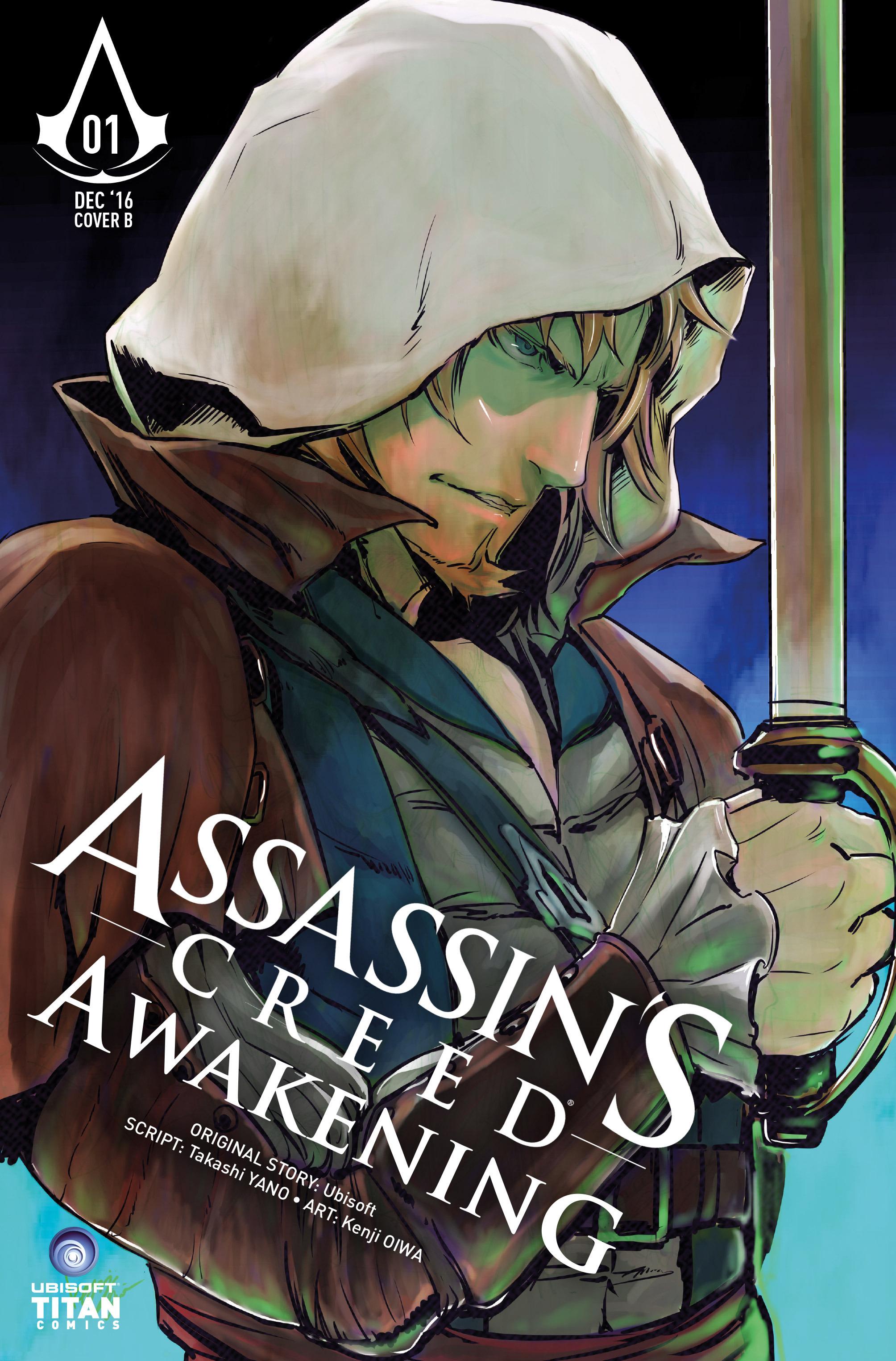 Read online Assassin's Creed: Awakening comic -  Issue #1 - 40