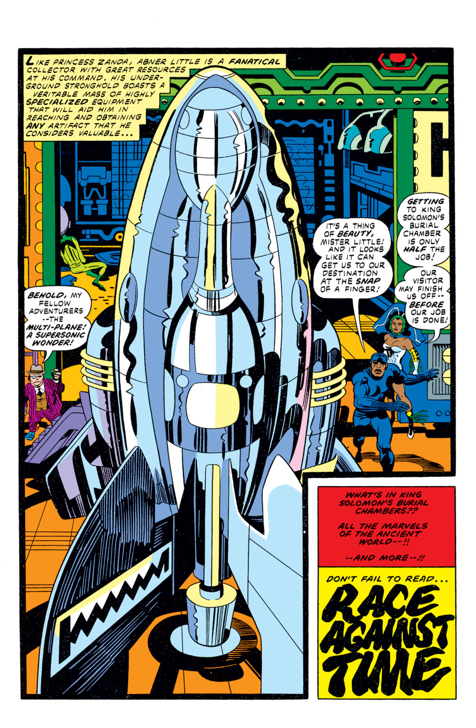 Black Panther (1977) issue 2 - Page 17