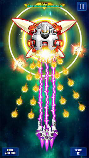 Space Shooter : Galaxy Attack Hack Mod