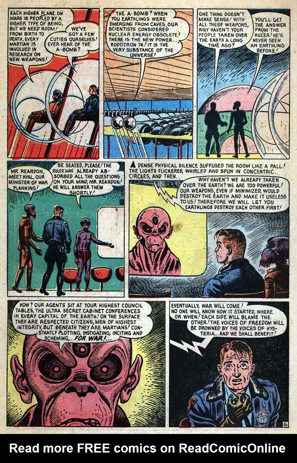Journey Into Unknown Worlds (1950) issue 4 - Page 8