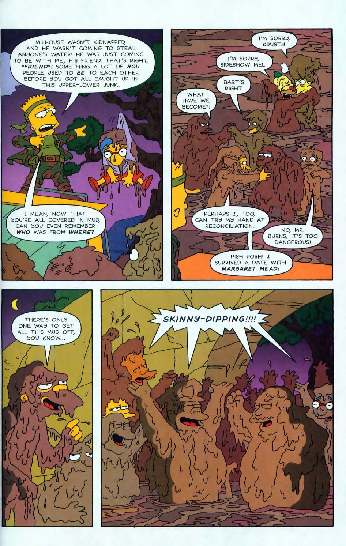 Read online Simpsons Comics comic -  Issue #50 - 24