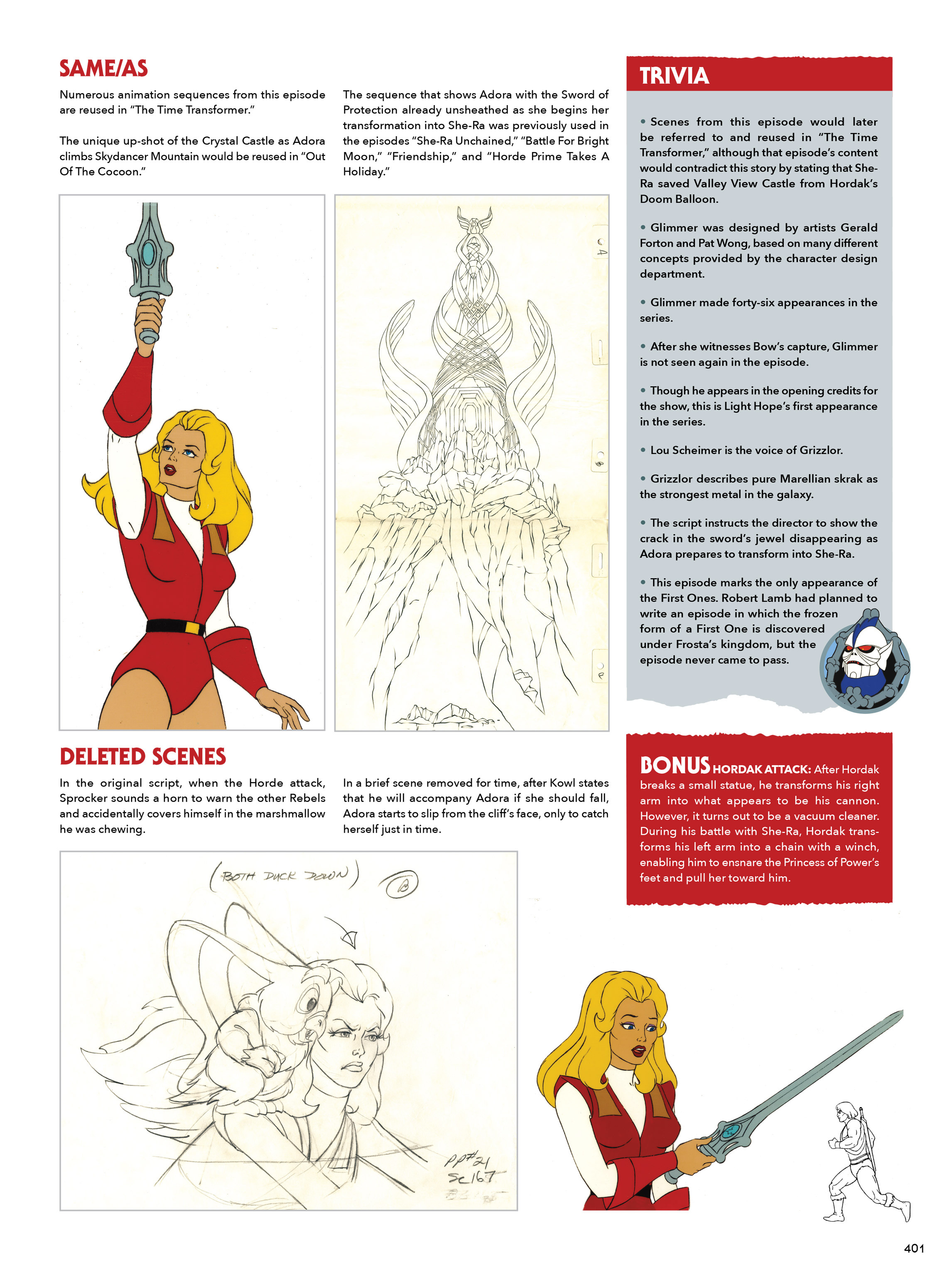 Read online He-Man and She-Ra: A Complete Guide to the Classic Animated Adventures comic -  Issue # TPB (Part 3) - 2