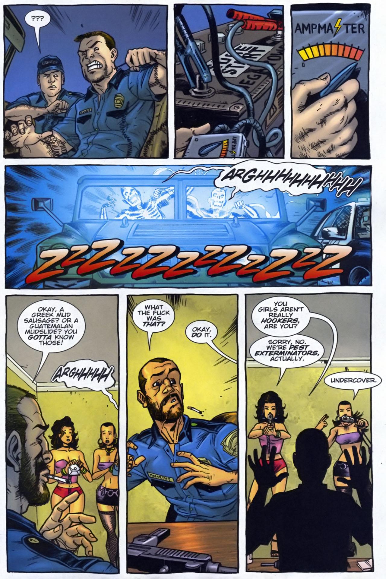 Read online The Exterminators comic -  Issue #29 - 16