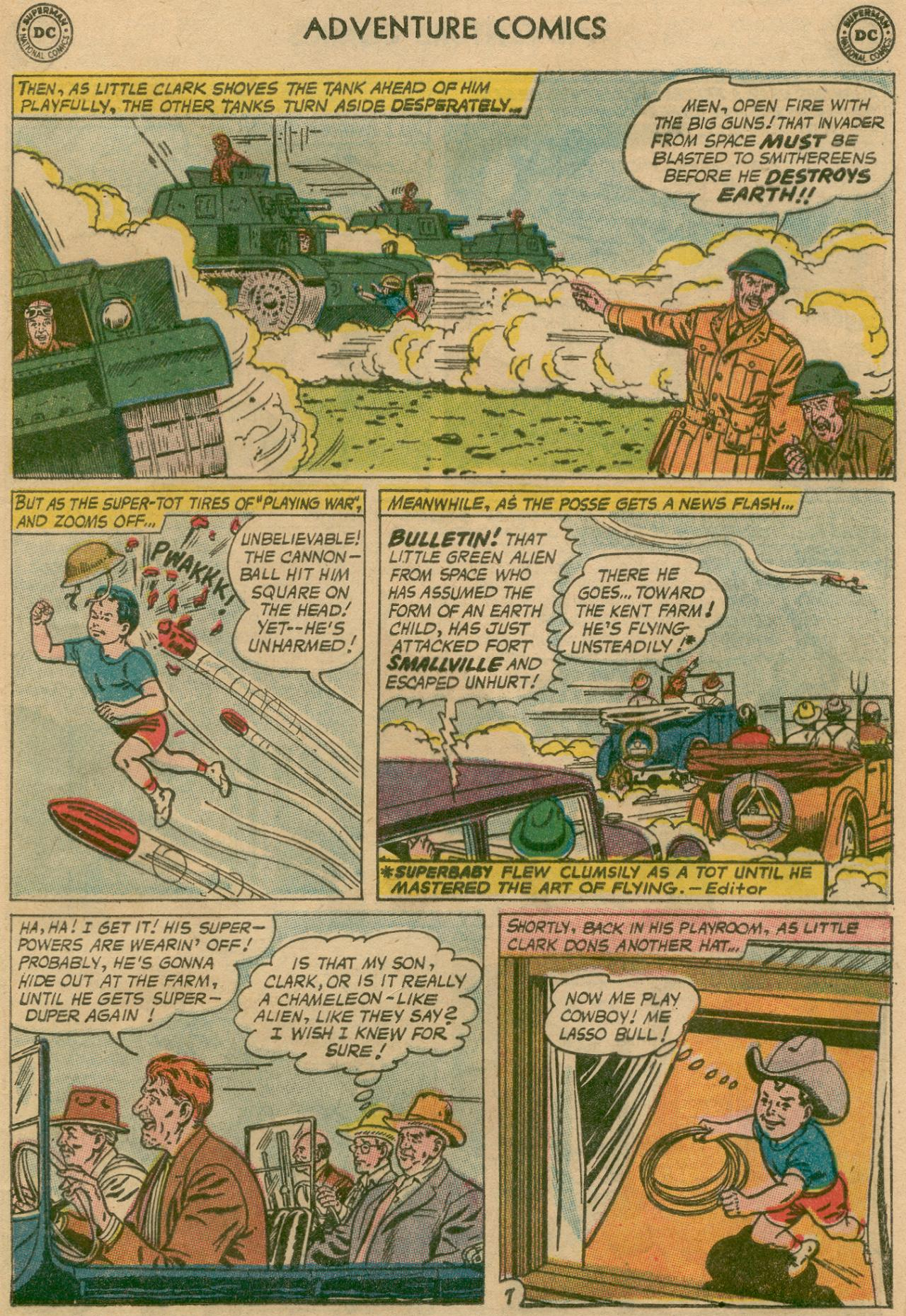 Read online Adventure Comics (1938) comic -  Issue #311 - 27