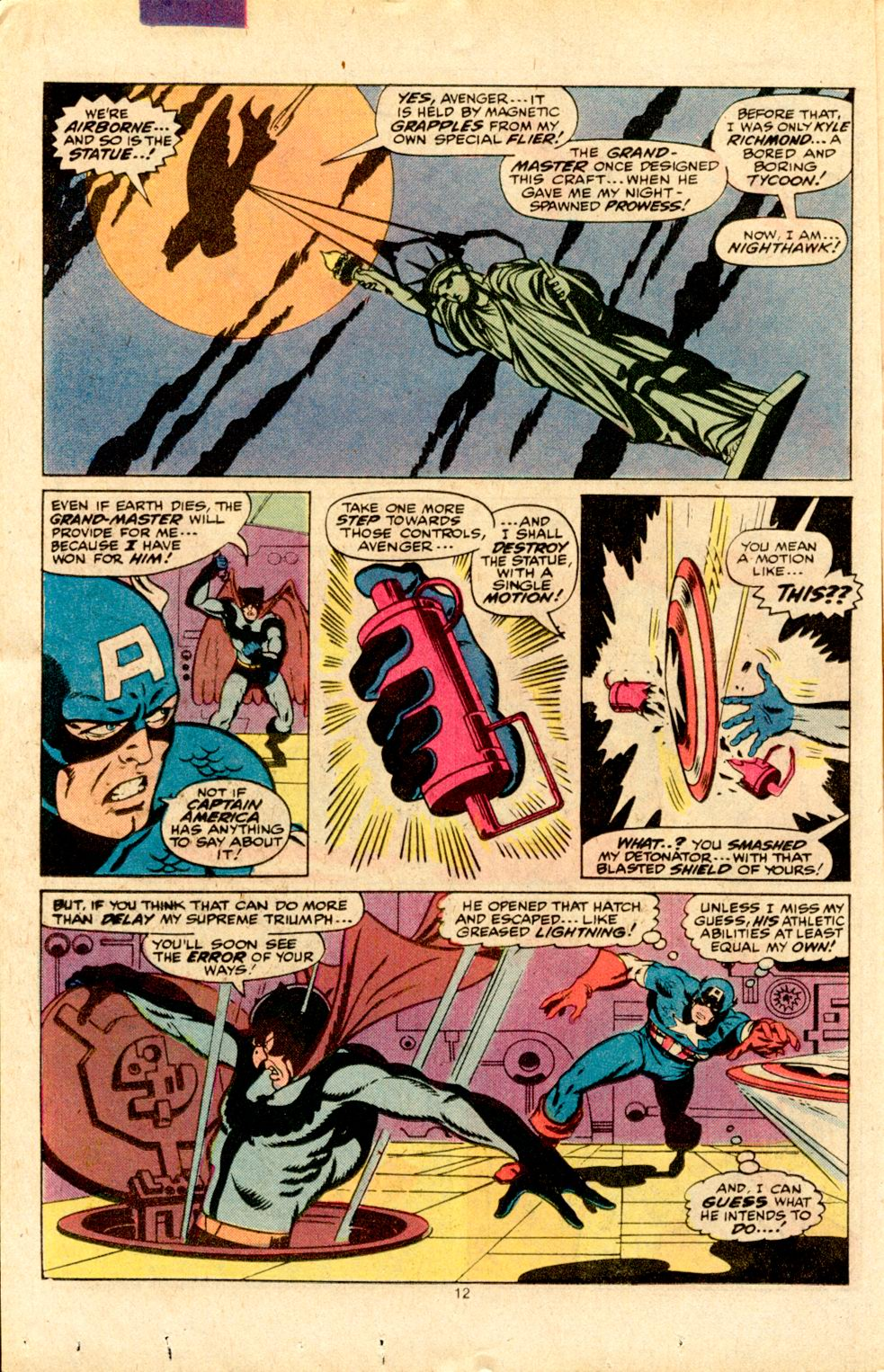 The Avengers (1963) 70 Page 9
