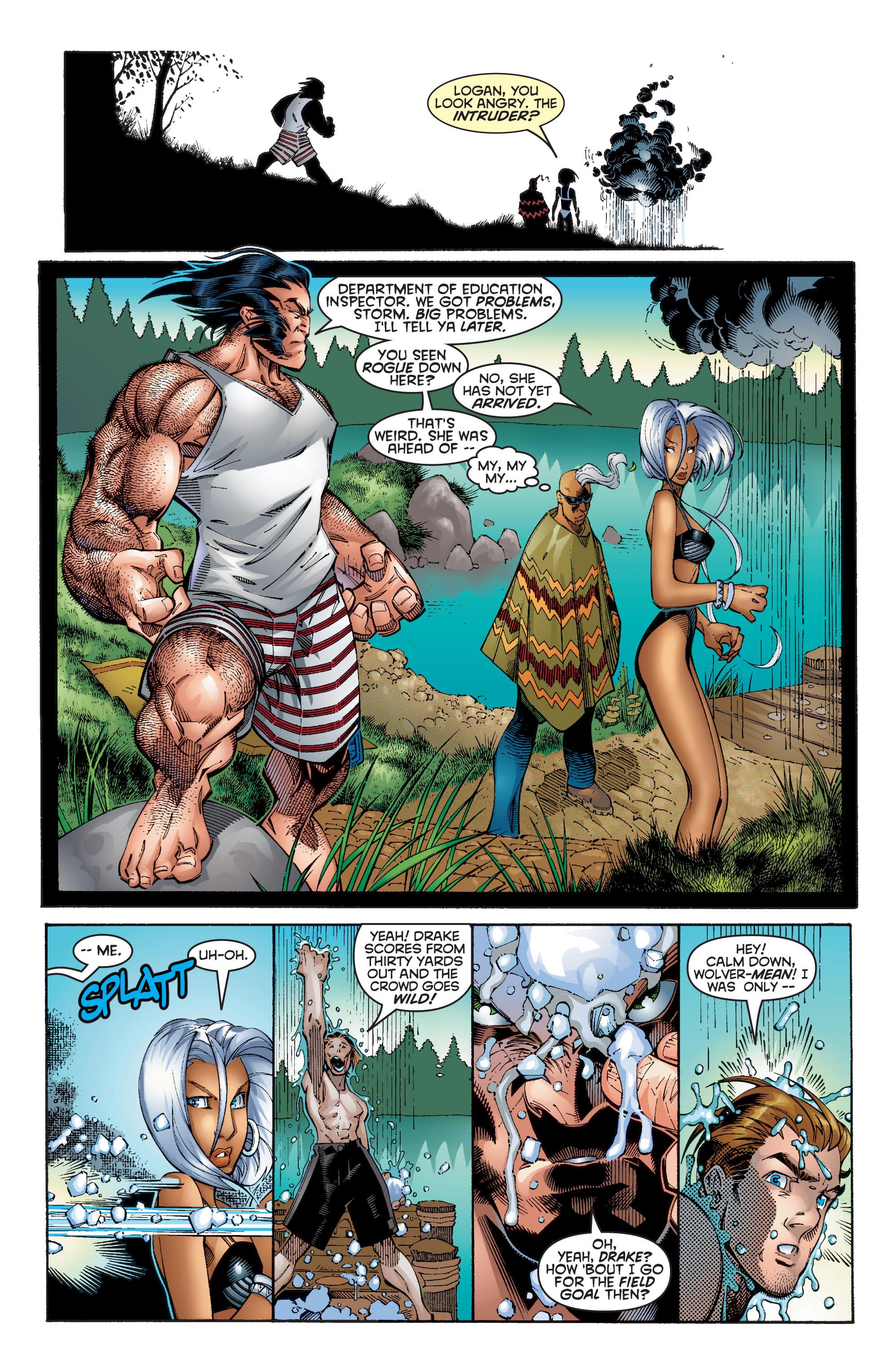 Read online Uncanny X-Men (1963) comic -  Issue #353 - 18