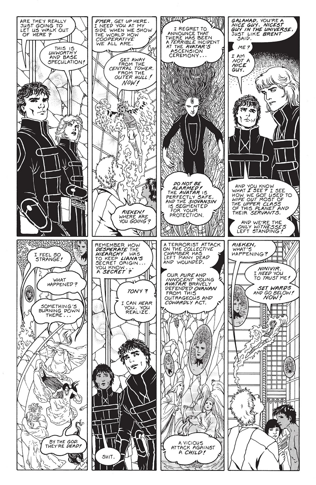 A Distant Soil (1991) issue 42 - Page 9