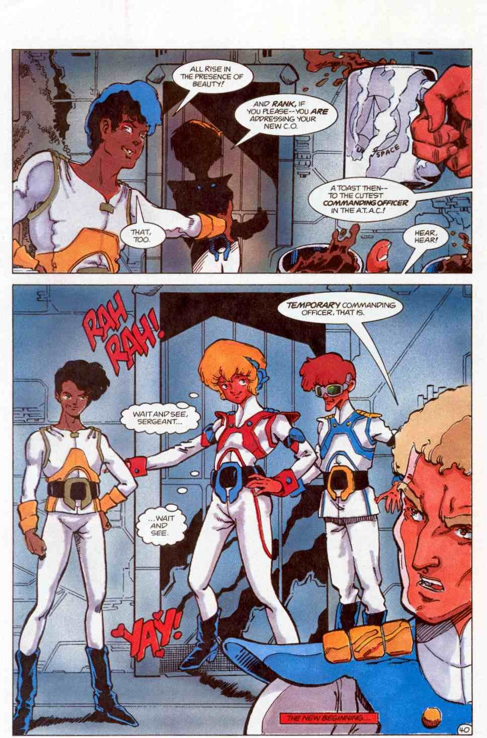 Robotech Special issue Full - Page 41
