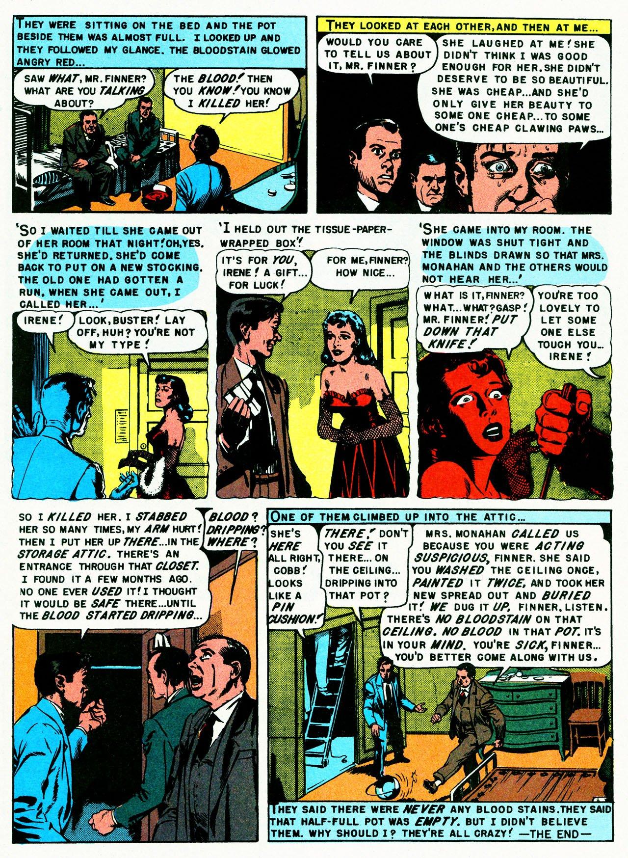 Read online Shock SuspenStories comic -  Issue #8 - 33
