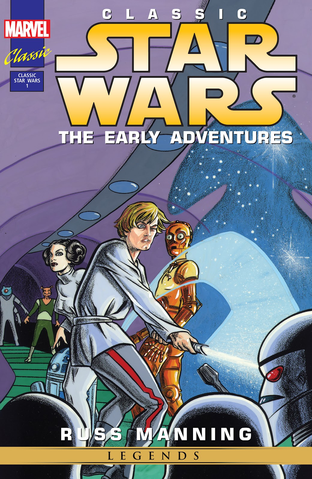 Read online Star Wars Legends: The Newspaper Strips - Epic Collection comic -  Issue # TPB (Part 1) - 36