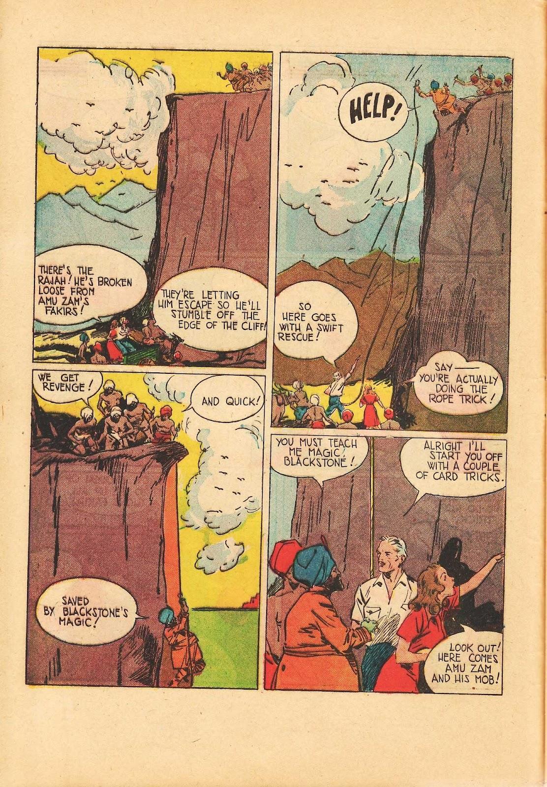 Super-Magician Comics issue 22 - Page 14