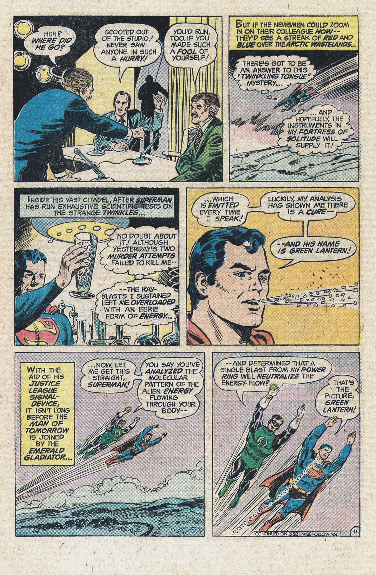 Read online Action Comics (1938) comic -  Issue #444 - 17
