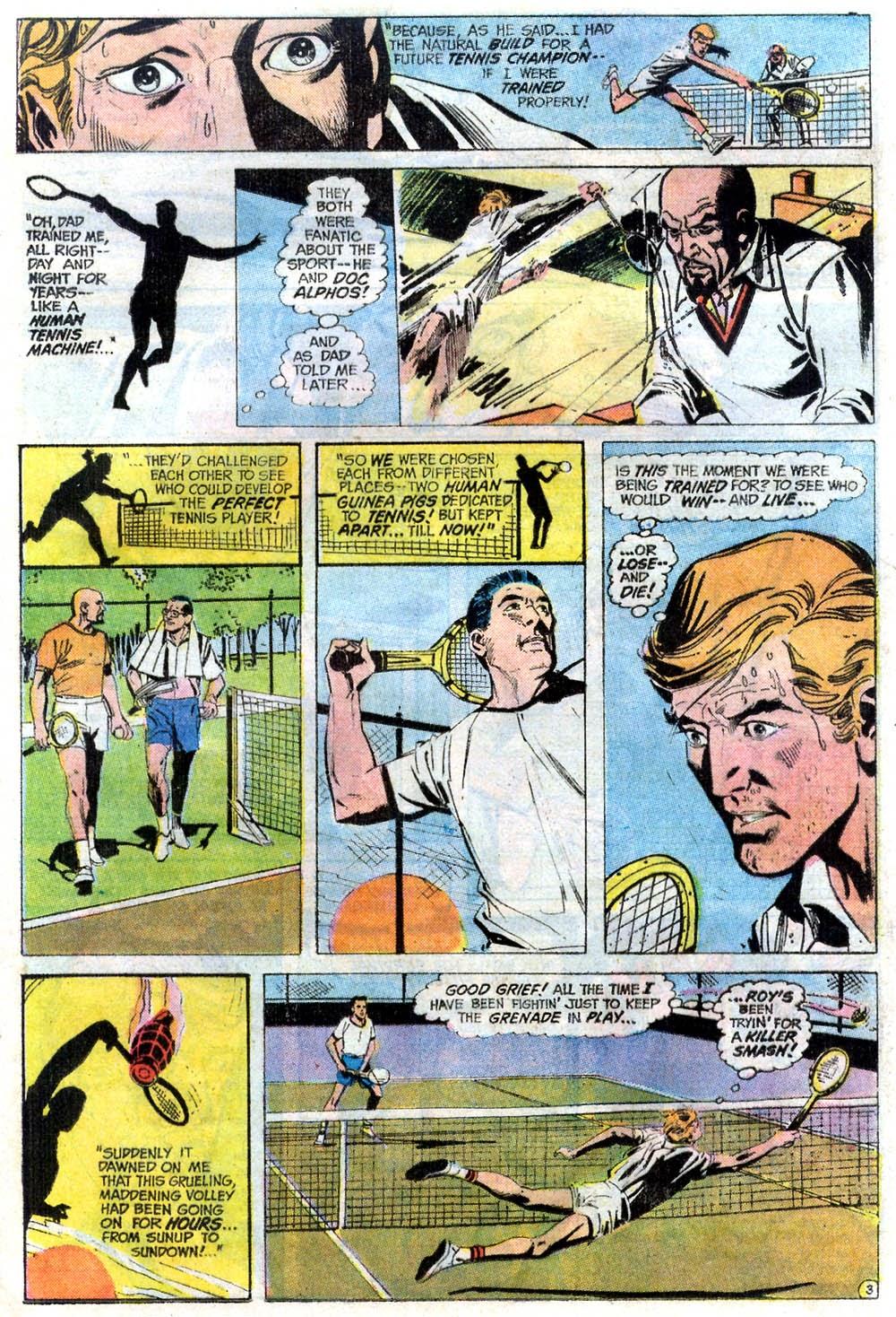 Read online Strange Sports Stories (1973) comic -  Issue #2 - 13