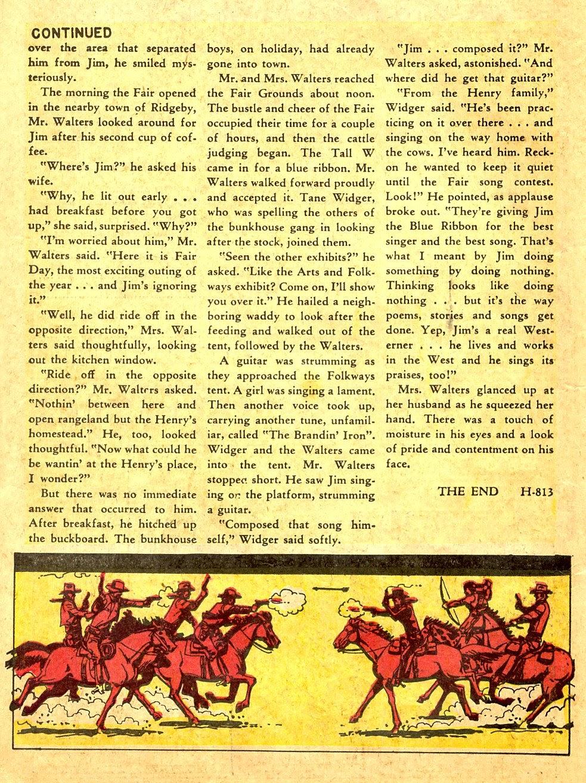 Gunsmoke Western issue 63 - Page 26