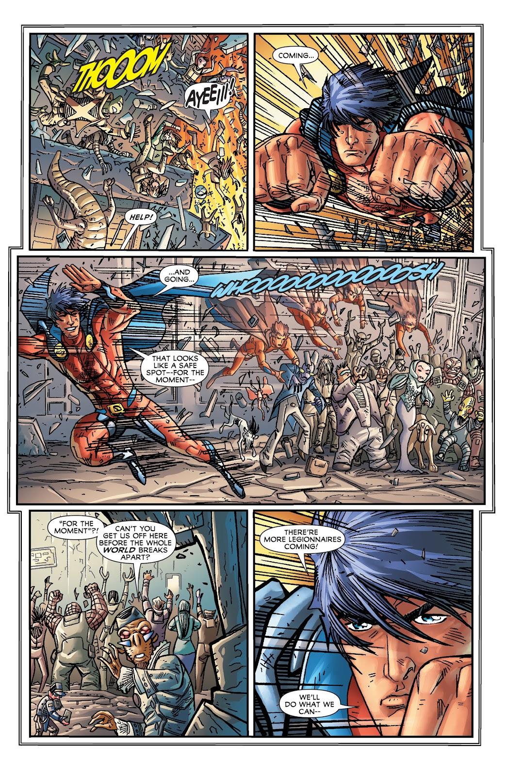Legion of Super-Heroes (2011) Issue #19 #20 - English 11