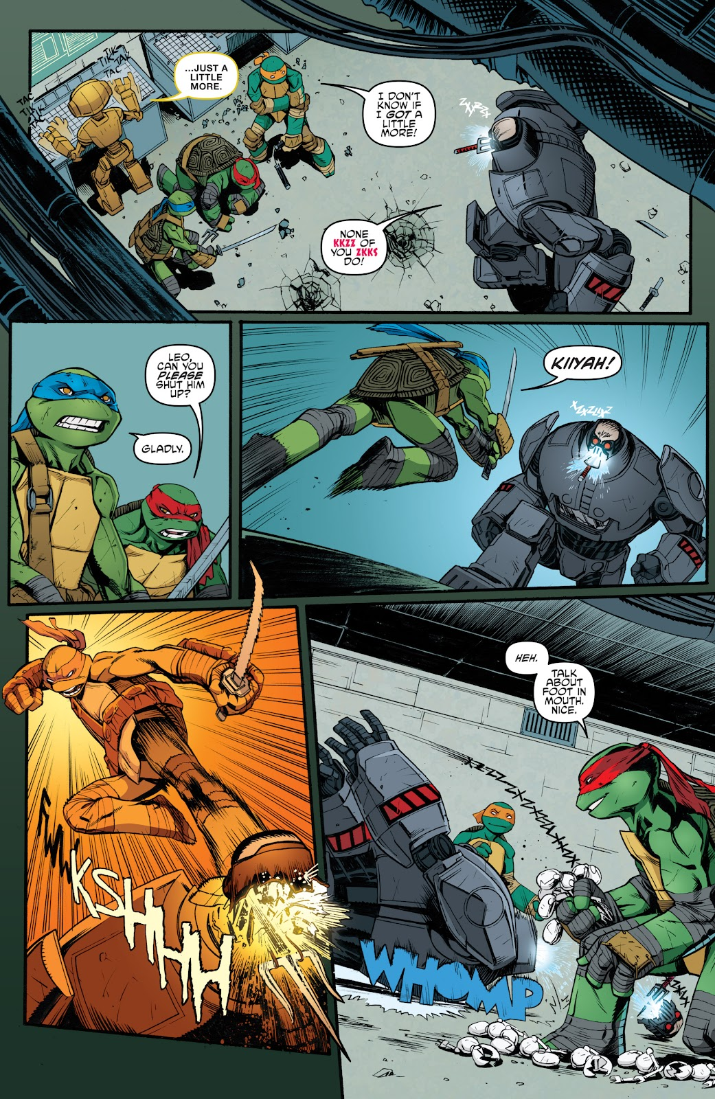 Read online Teenage Mutant Ninja Turtles: The IDW Collection comic -  Issue # TPB 5 (Part 4) - 48