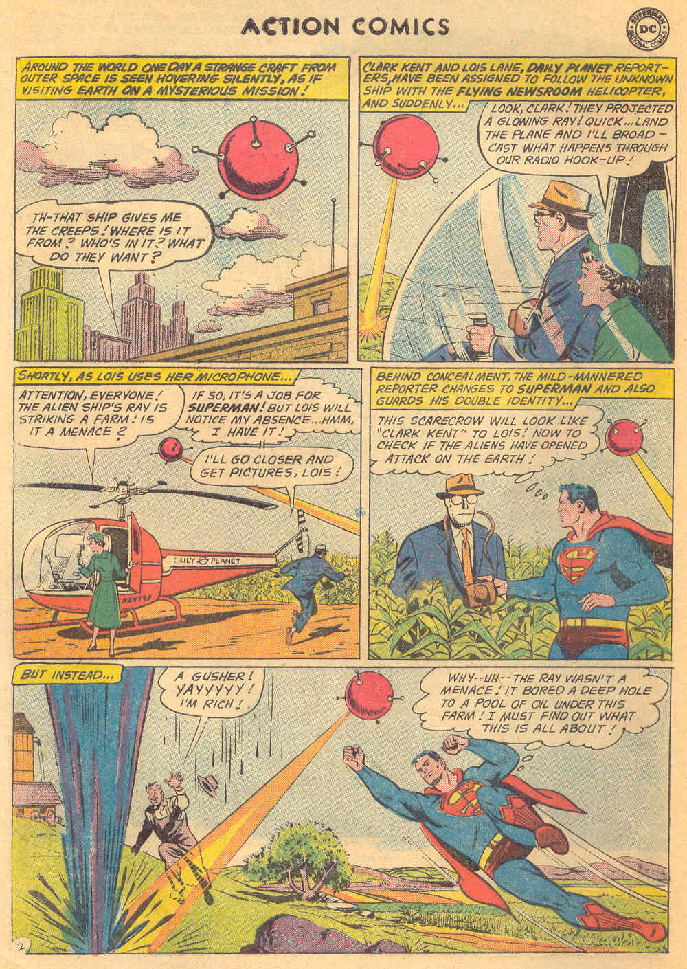 Read online Action Comics (1938) comic -  Issue #271 - 4