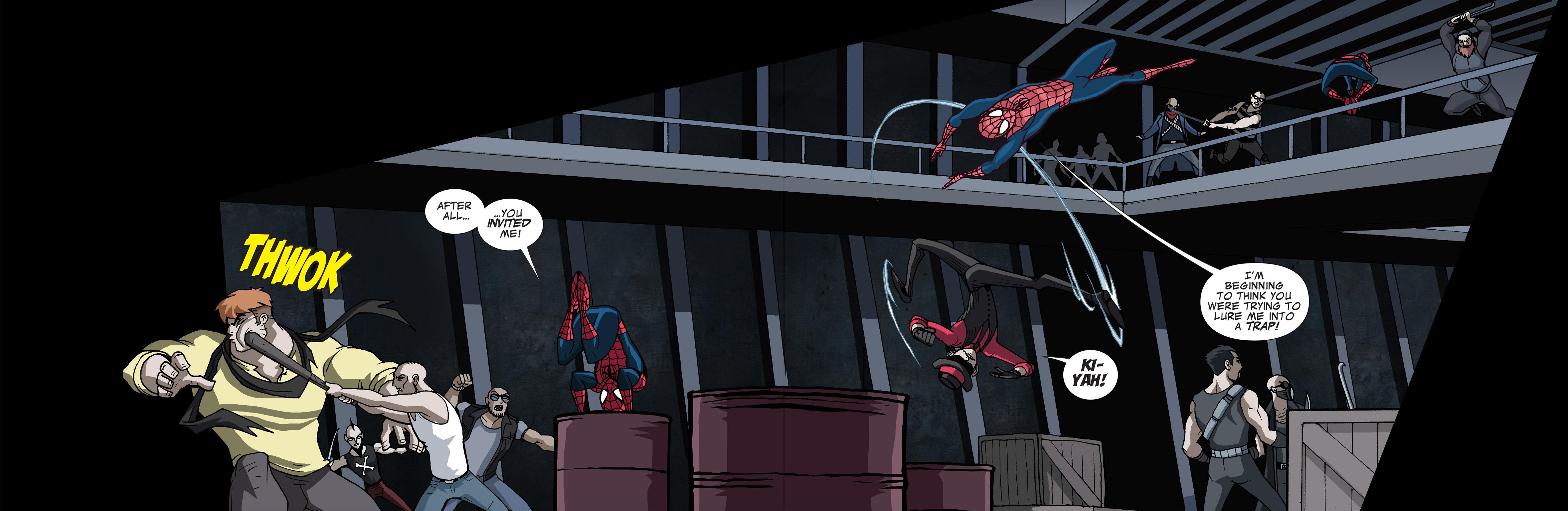Read online Ultimate Spider-Man (Infinite Comics) (2015) comic -  Issue #17 - 40