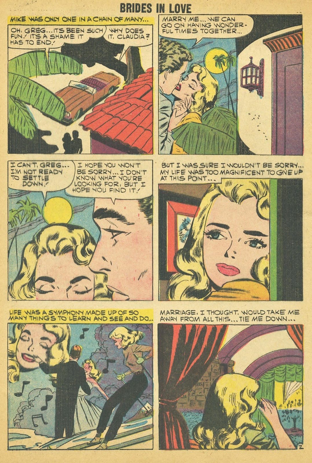 Brides in Love issue 17 - Page 4