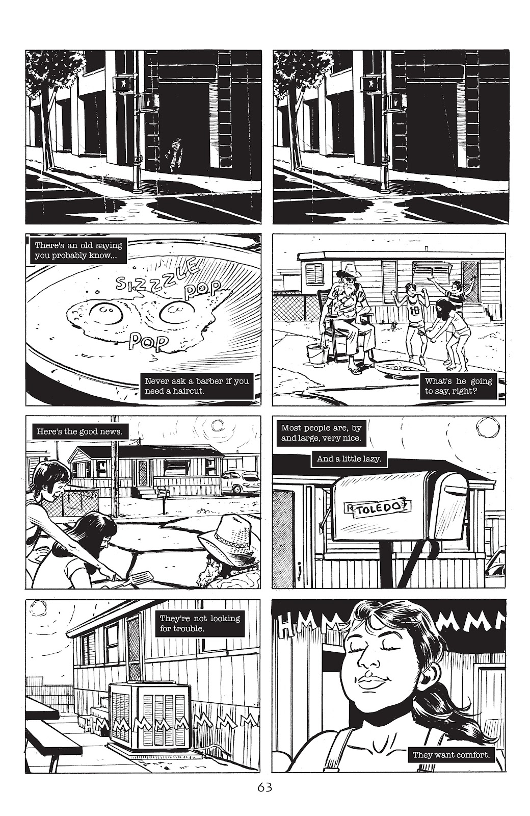 Read online Lodger comic -  Issue #4 - 5