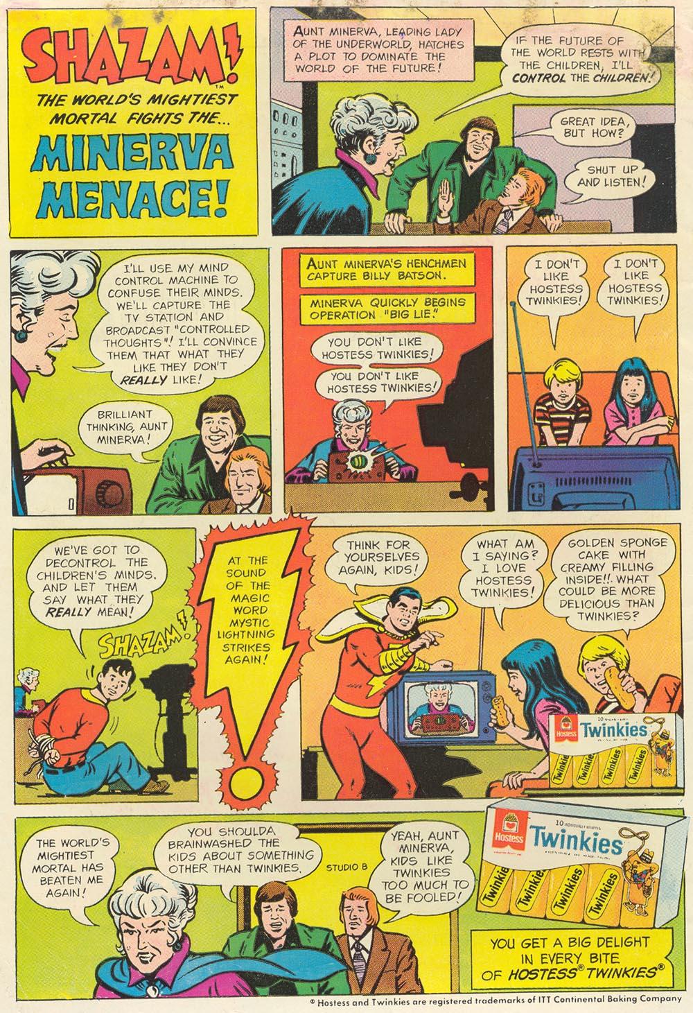 Read online Adventure Comics (1938) comic -  Issue #441 - 2