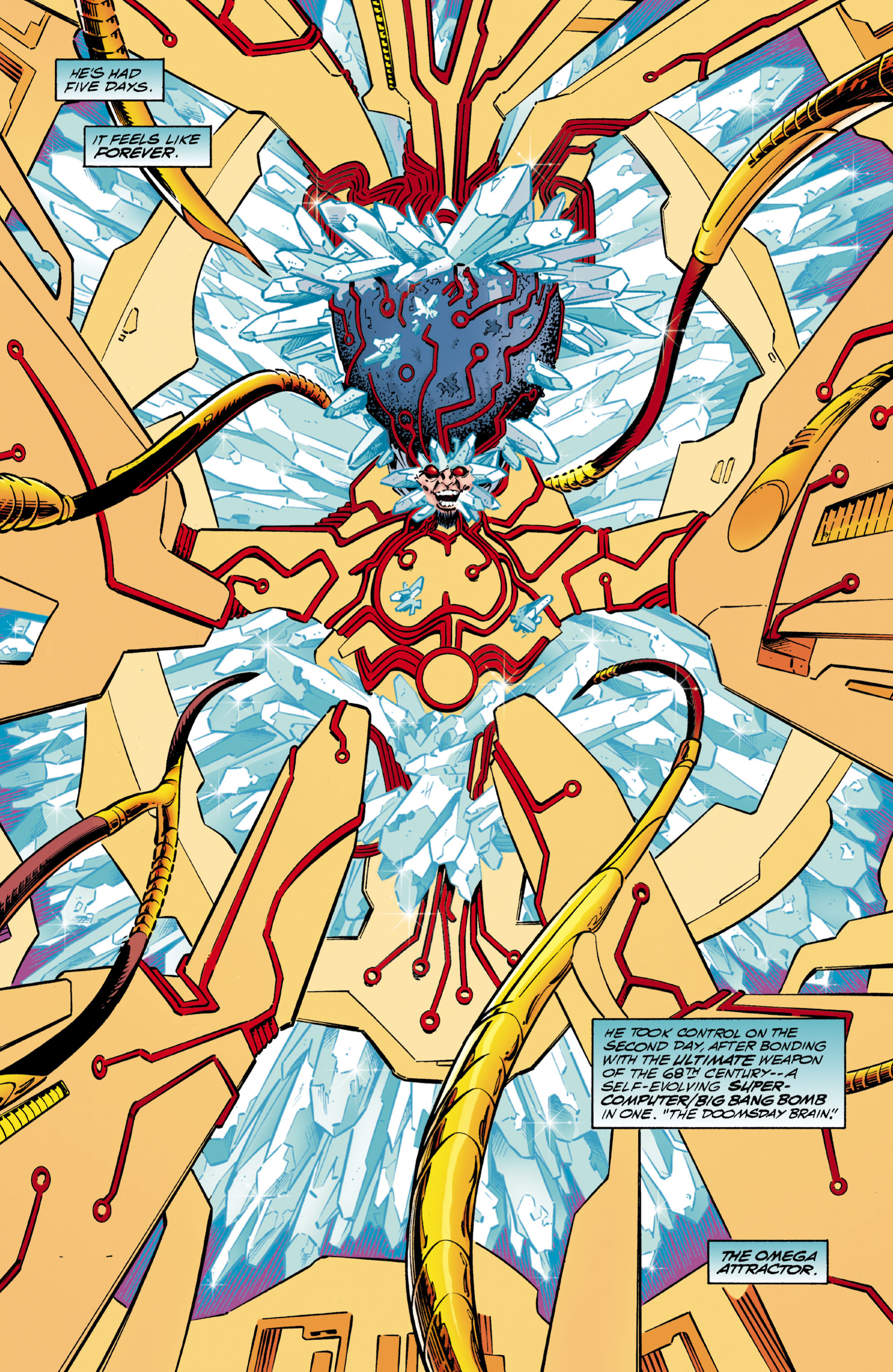 Read online JLA/WildC.A.T.s comic -  Issue # Full - 41