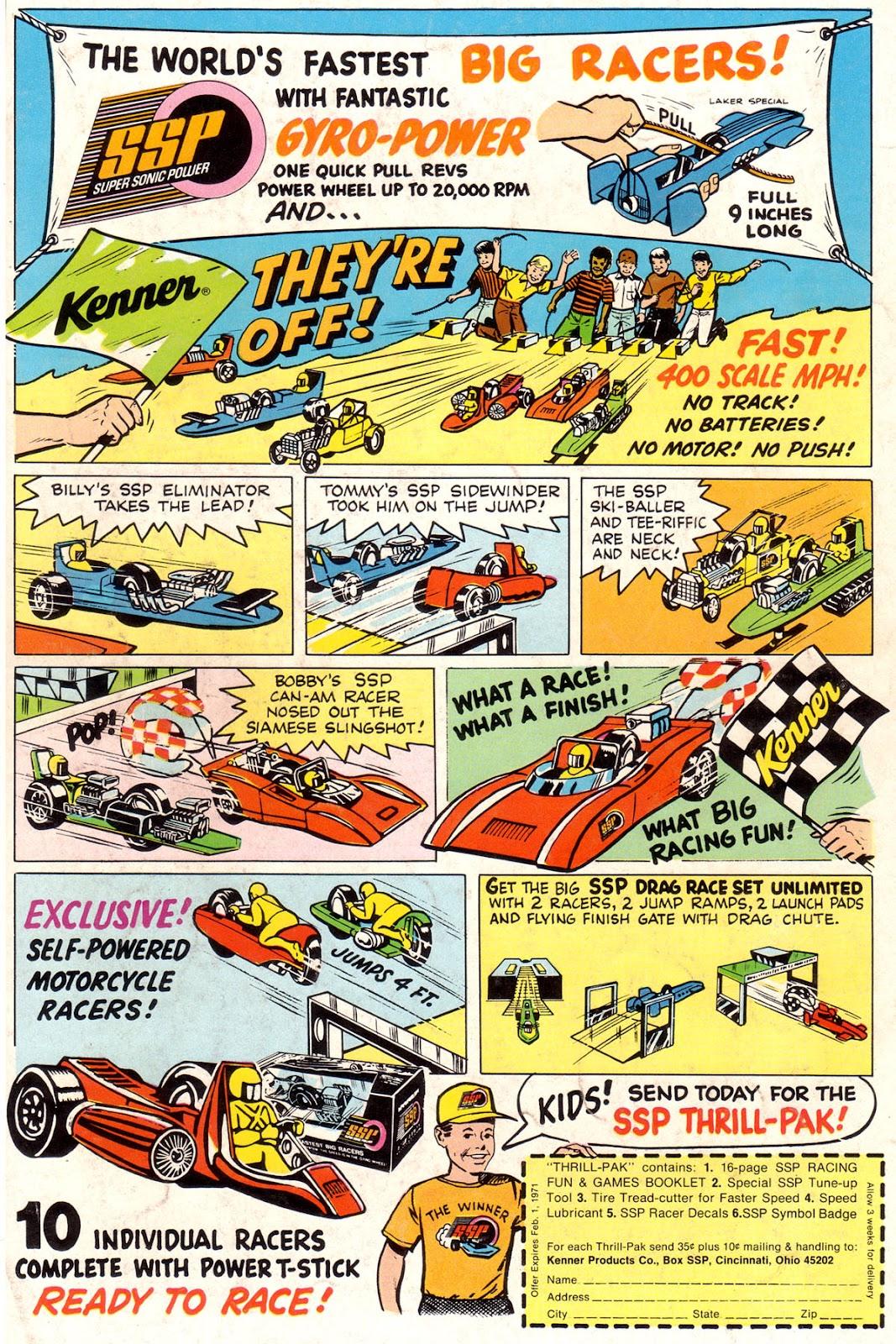 Korak, Son of Tarzan (1964) issue 39 - Page 36