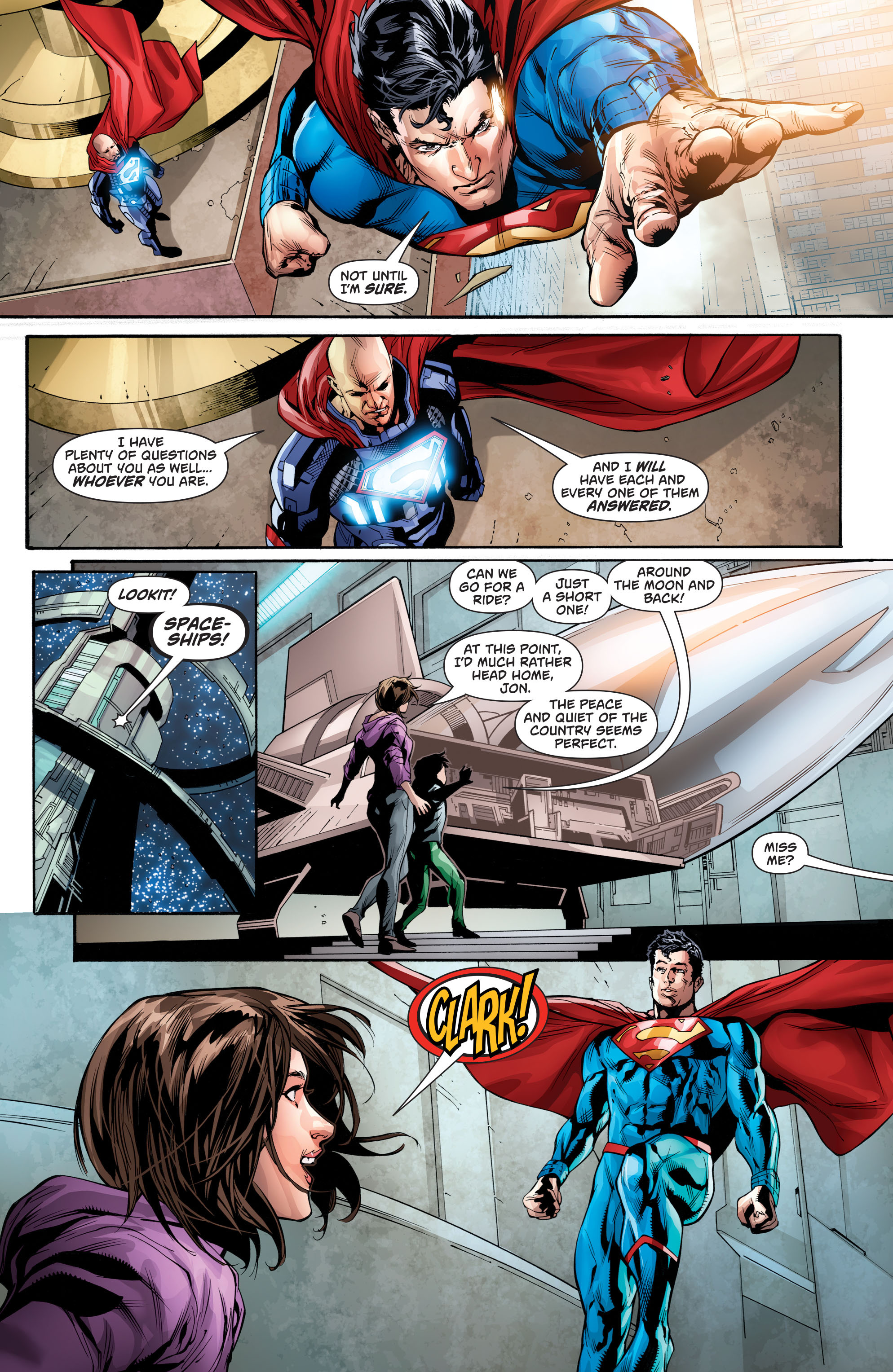 Read online Action Comics (2016) comic -  Issue #962 - 20