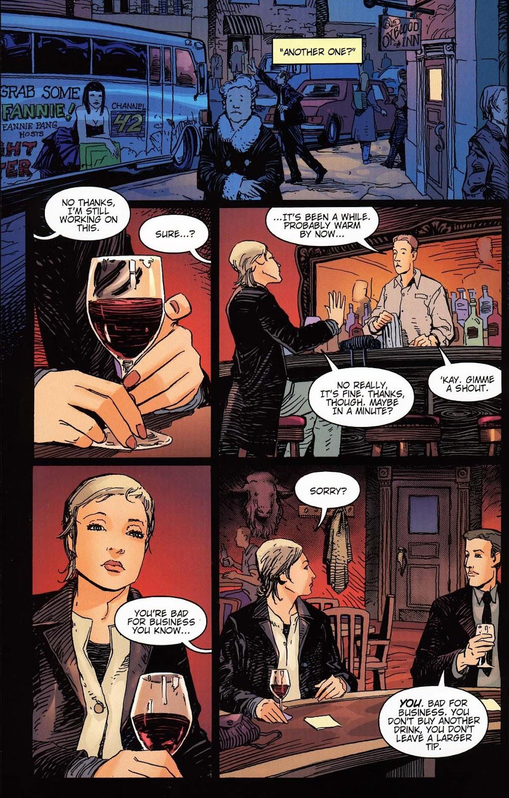 Read online Vampire the Masquerade comic -  Issue # Toreador - 16
