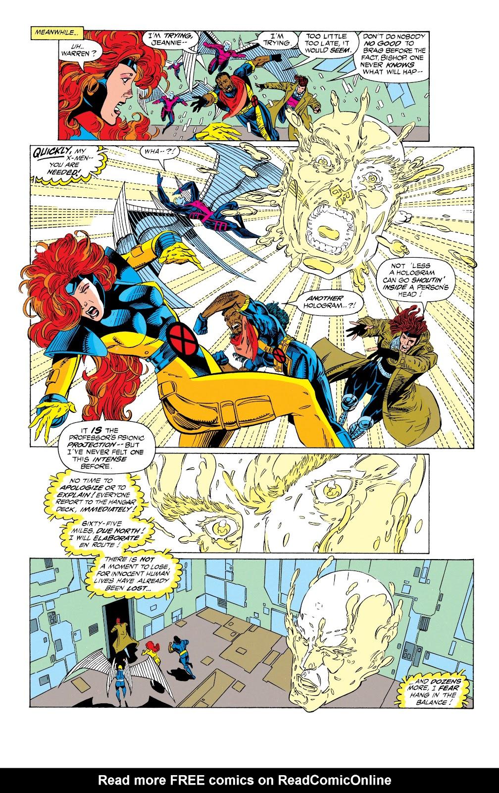 Uncanny X-Men (1963) issue 298 - Page 9