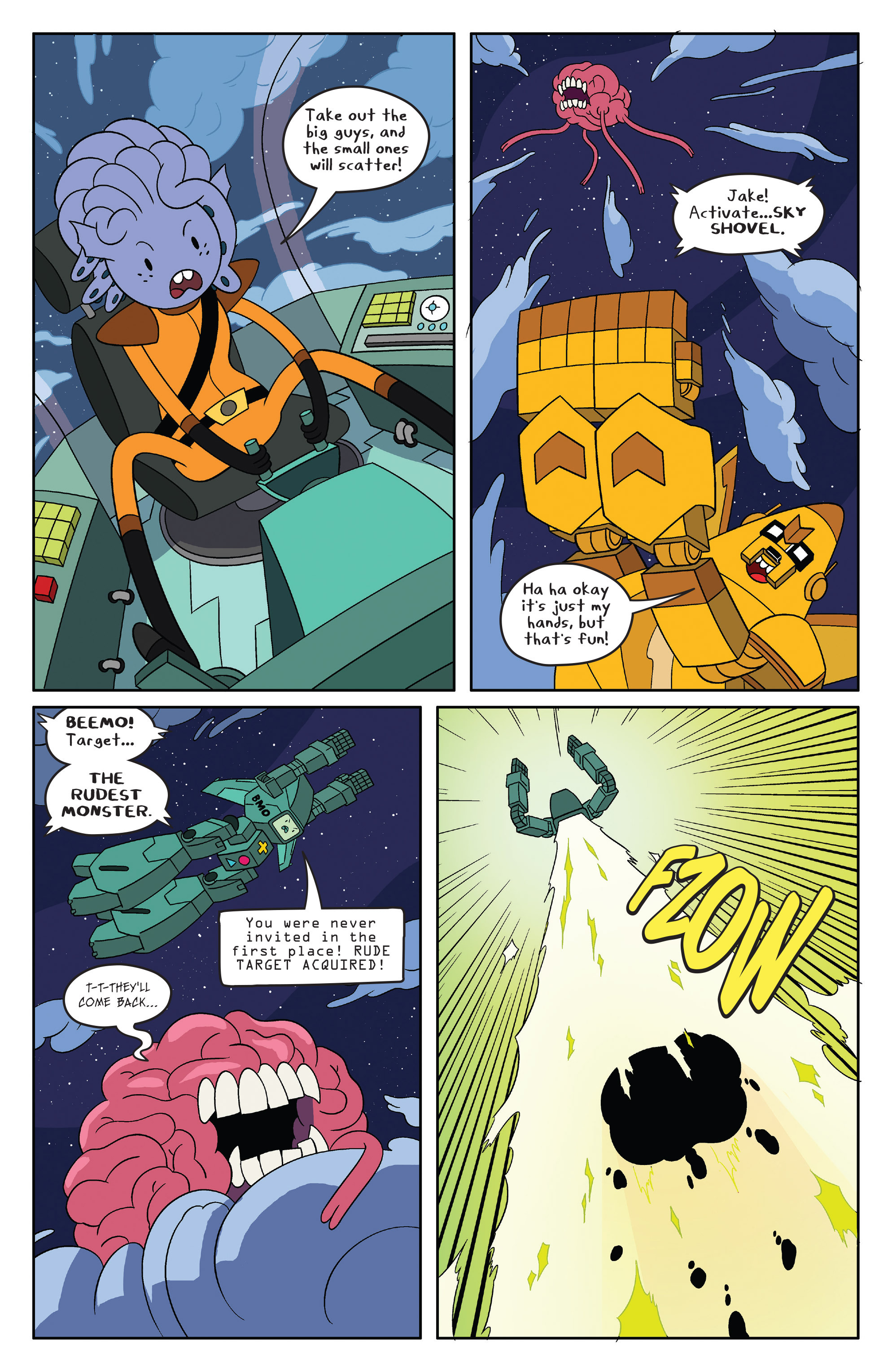 Adventure Time 47 Page 4