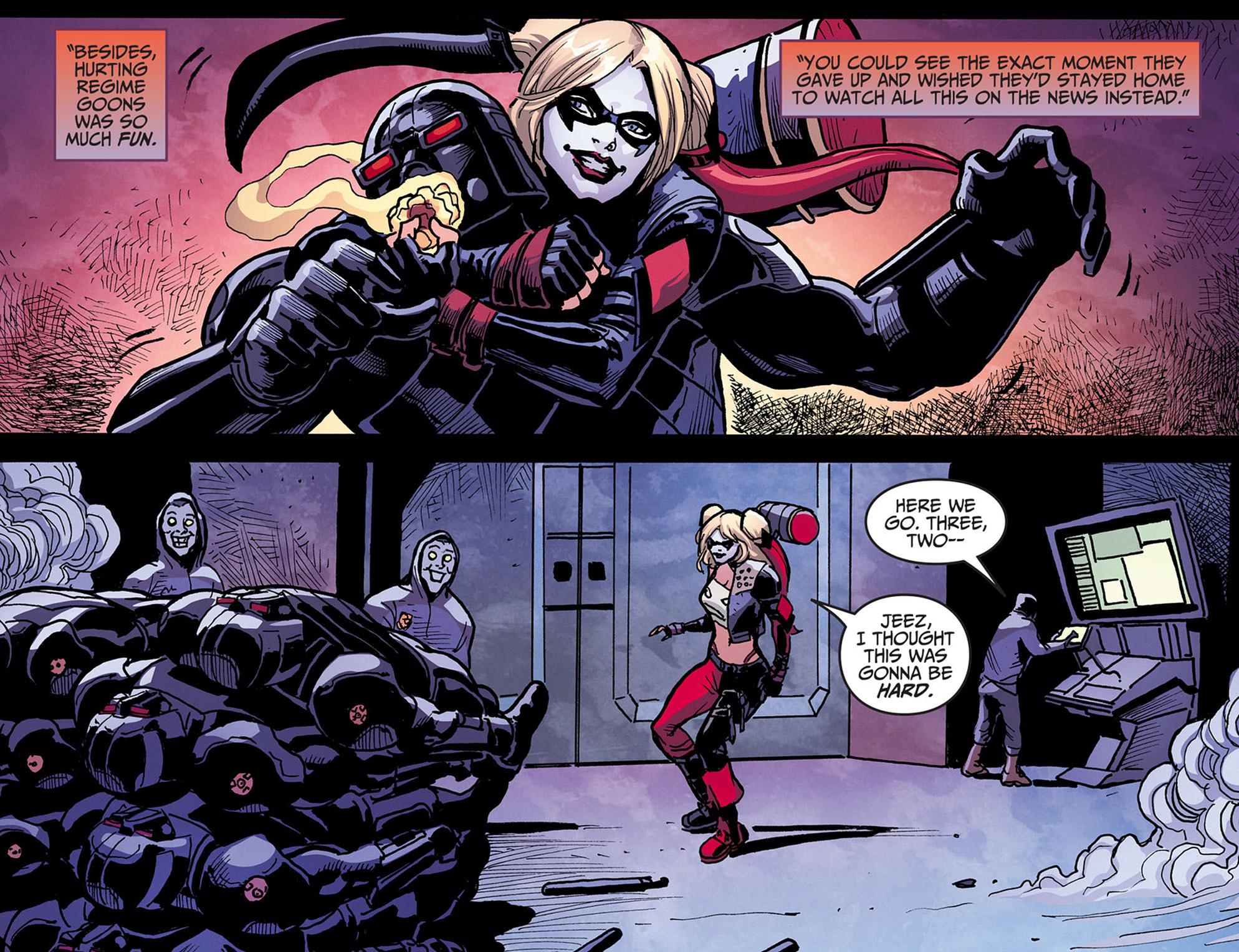 Read online Injustice: Ground Zero comic -  Issue #2 - 7