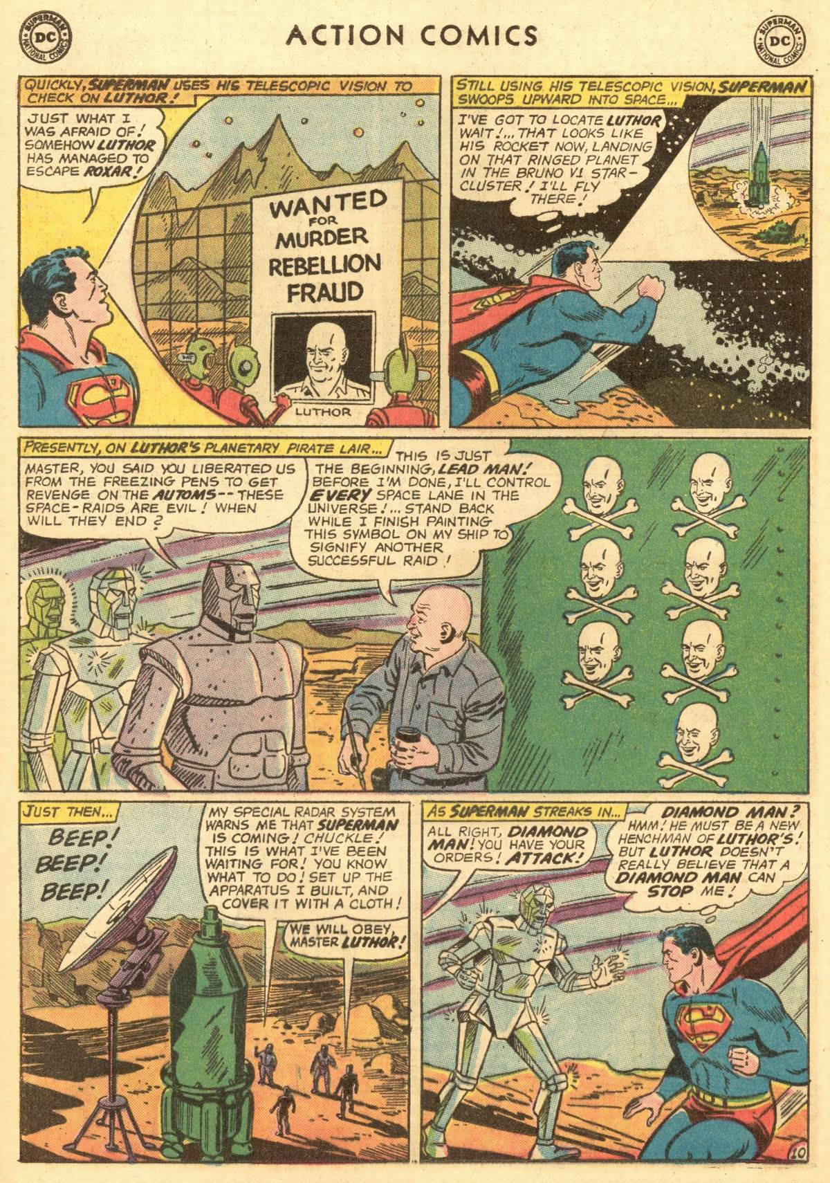 Action Comics (1938) 294 Page 11