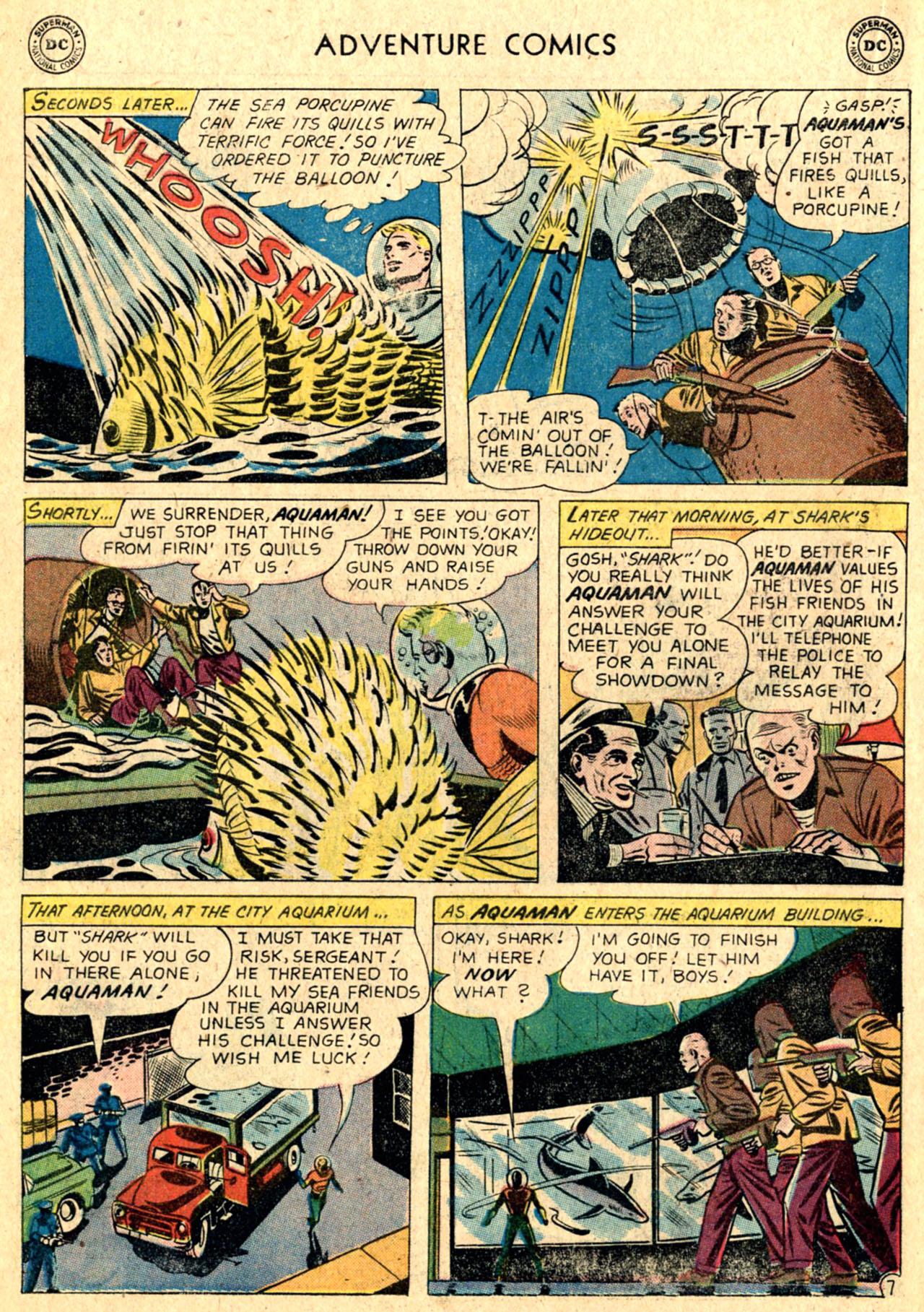 Read online Adventure Comics (1938) comic -  Issue #267 - 22