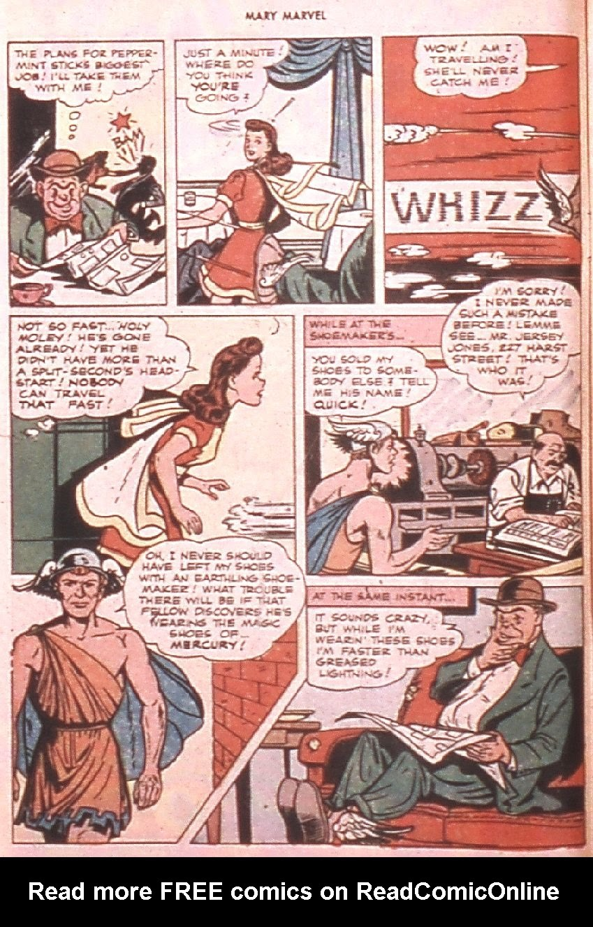 Mary Marvel issue 25 - Page 6