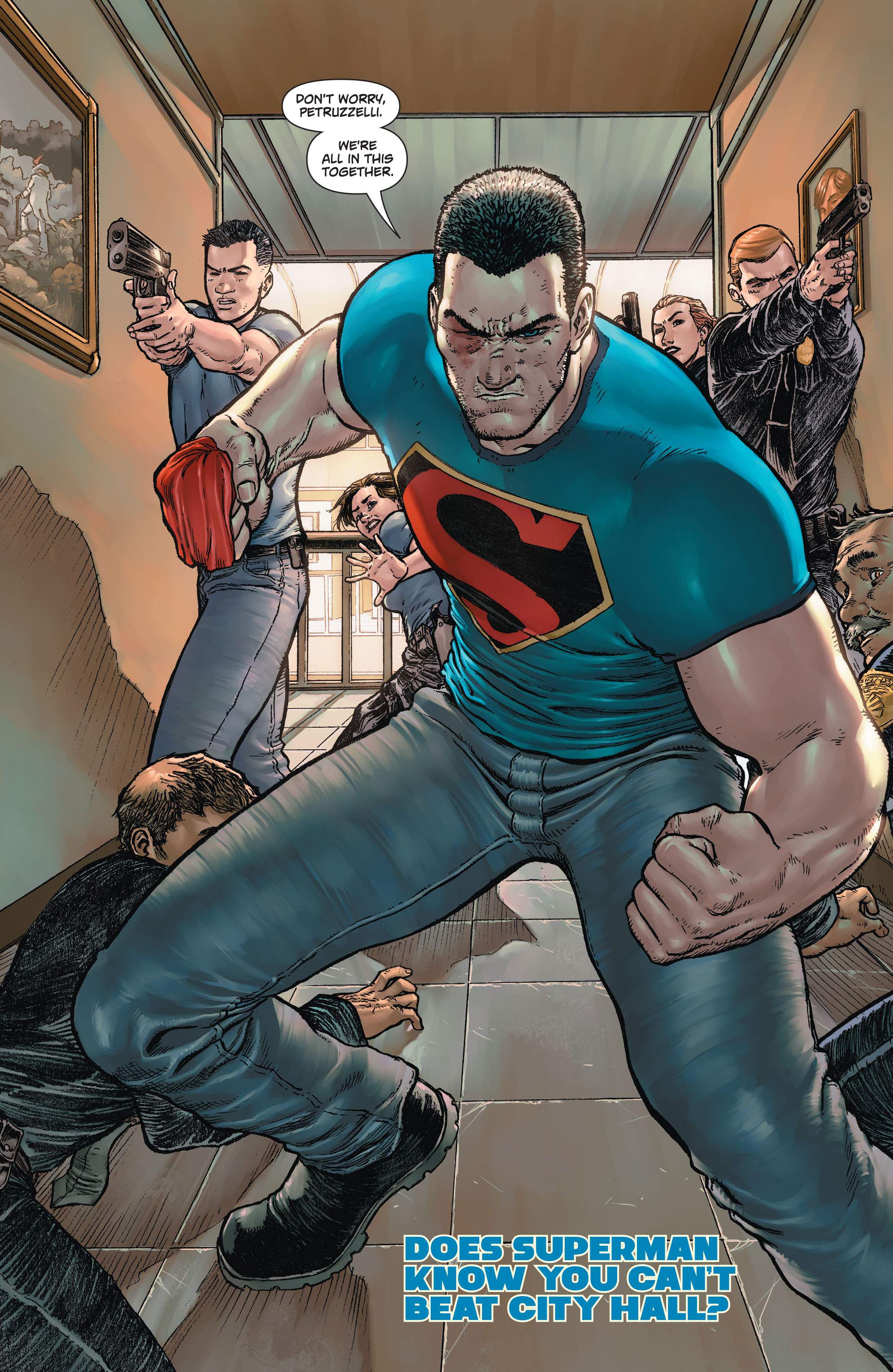 Read online Action Comics (2011) comic -  Issue #43 - 24