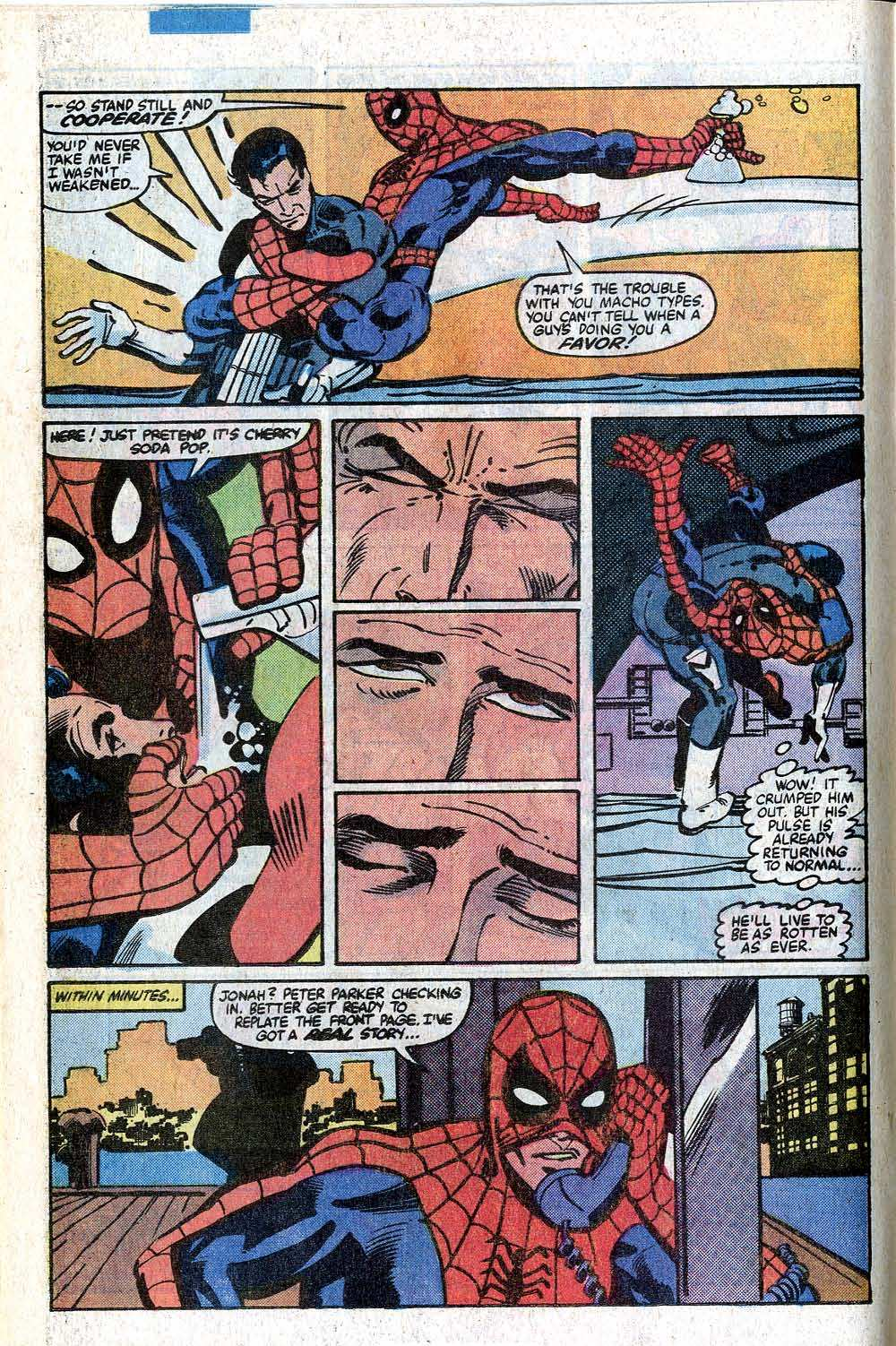 The Amazing Spider-Man (1963) _Annual_15 Page 23