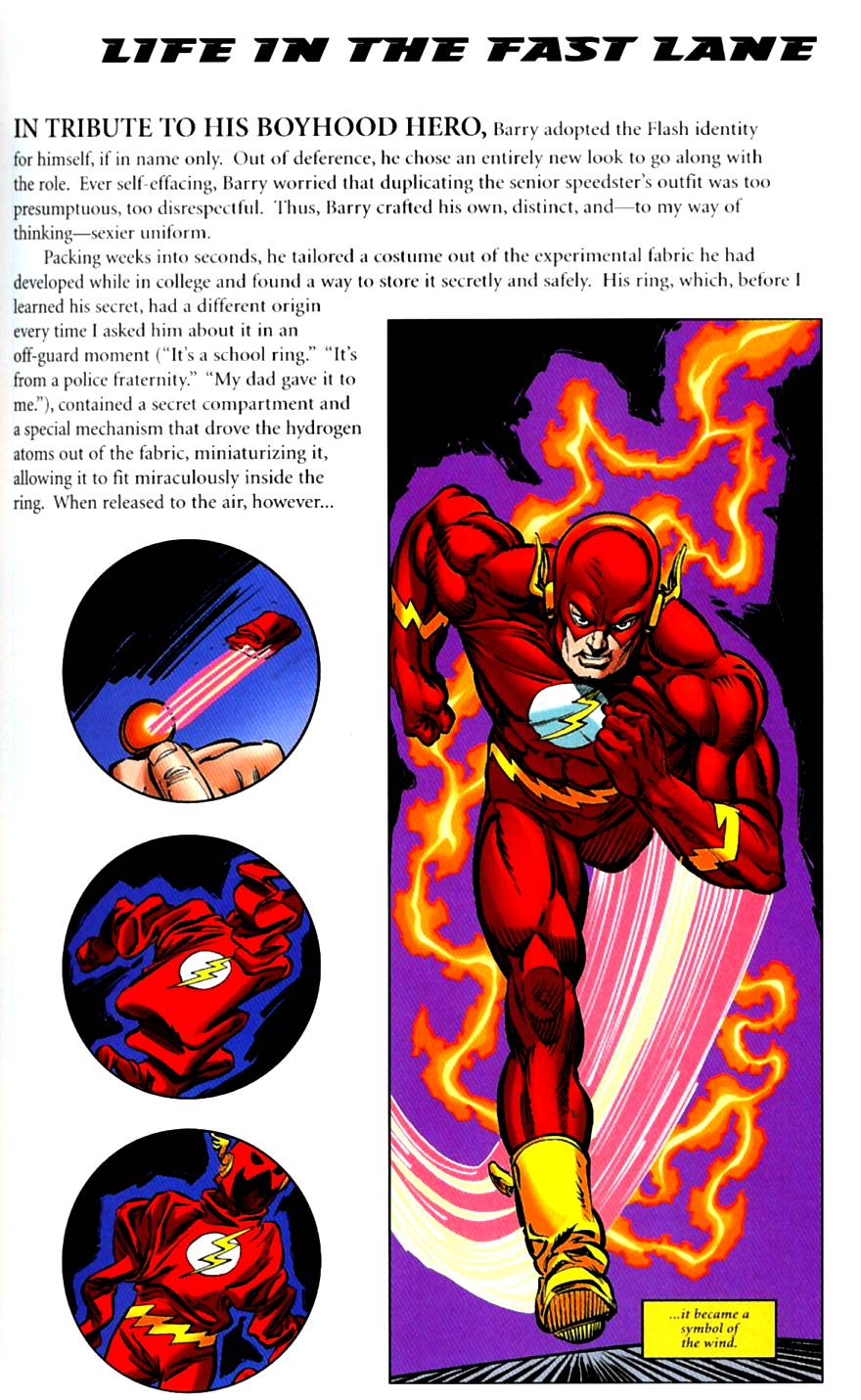 Read online The Life Story of the Flash comic -  Issue # Full - 27