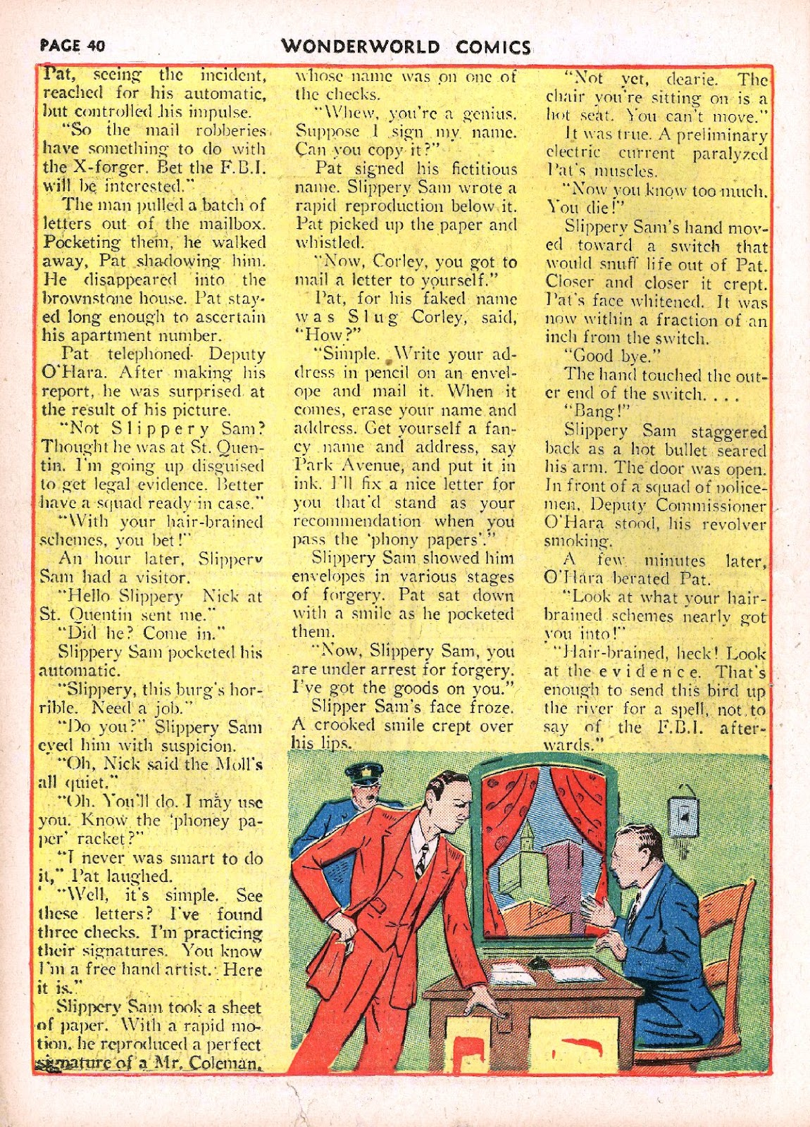 Wonderworld Comics issue 14 - Page 42