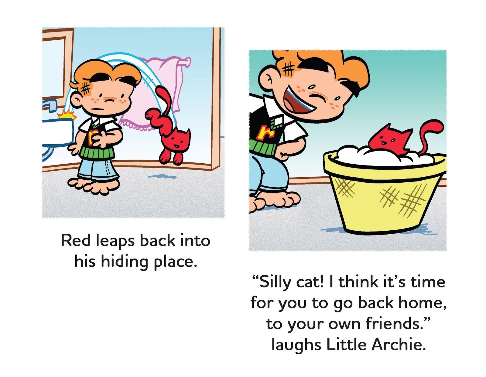 Read online Little Archie's Lucky Day comic -  Issue # Full - 26