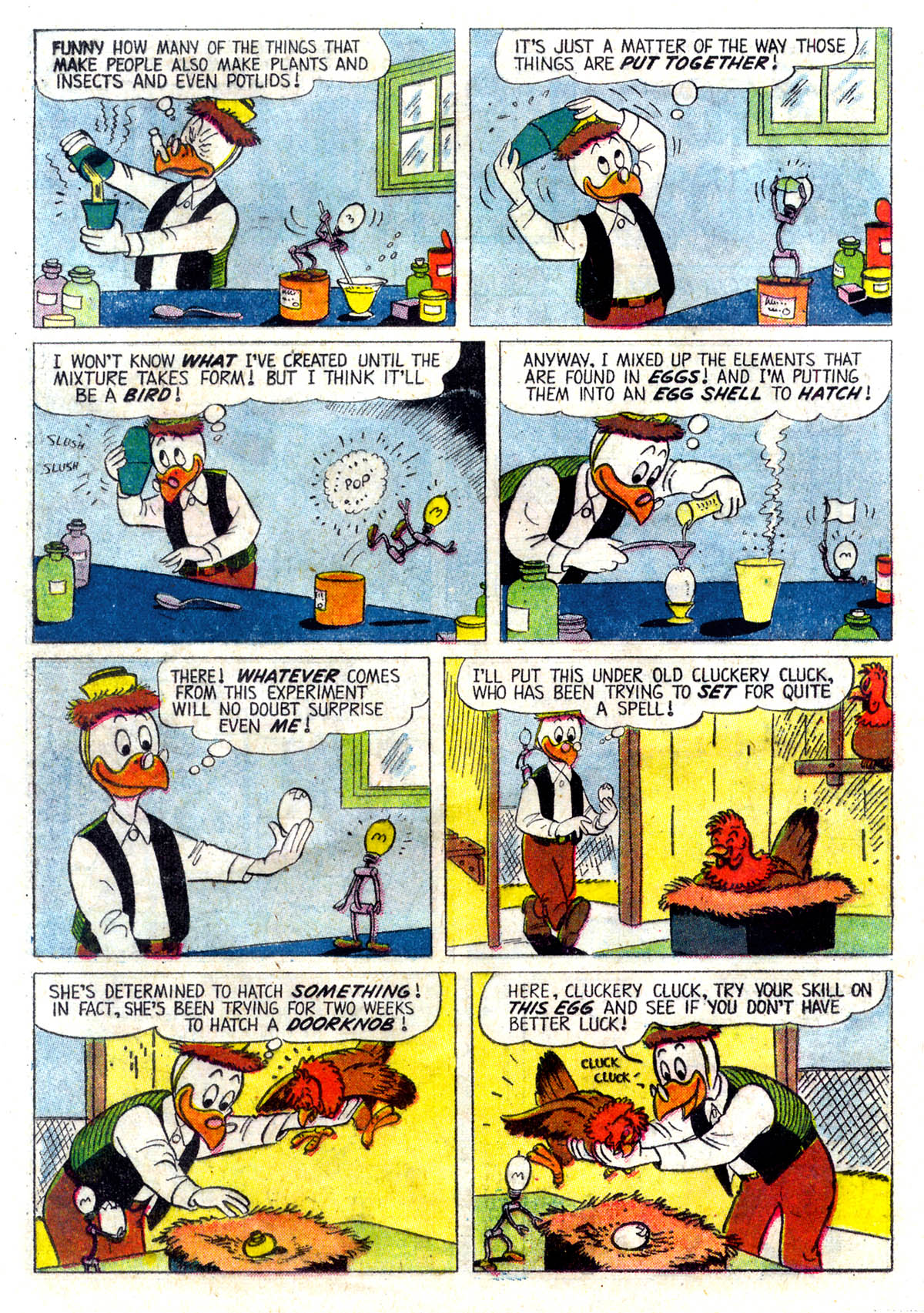 Read online Uncle Scrooge (1953) comic -  Issue #26 - 24
