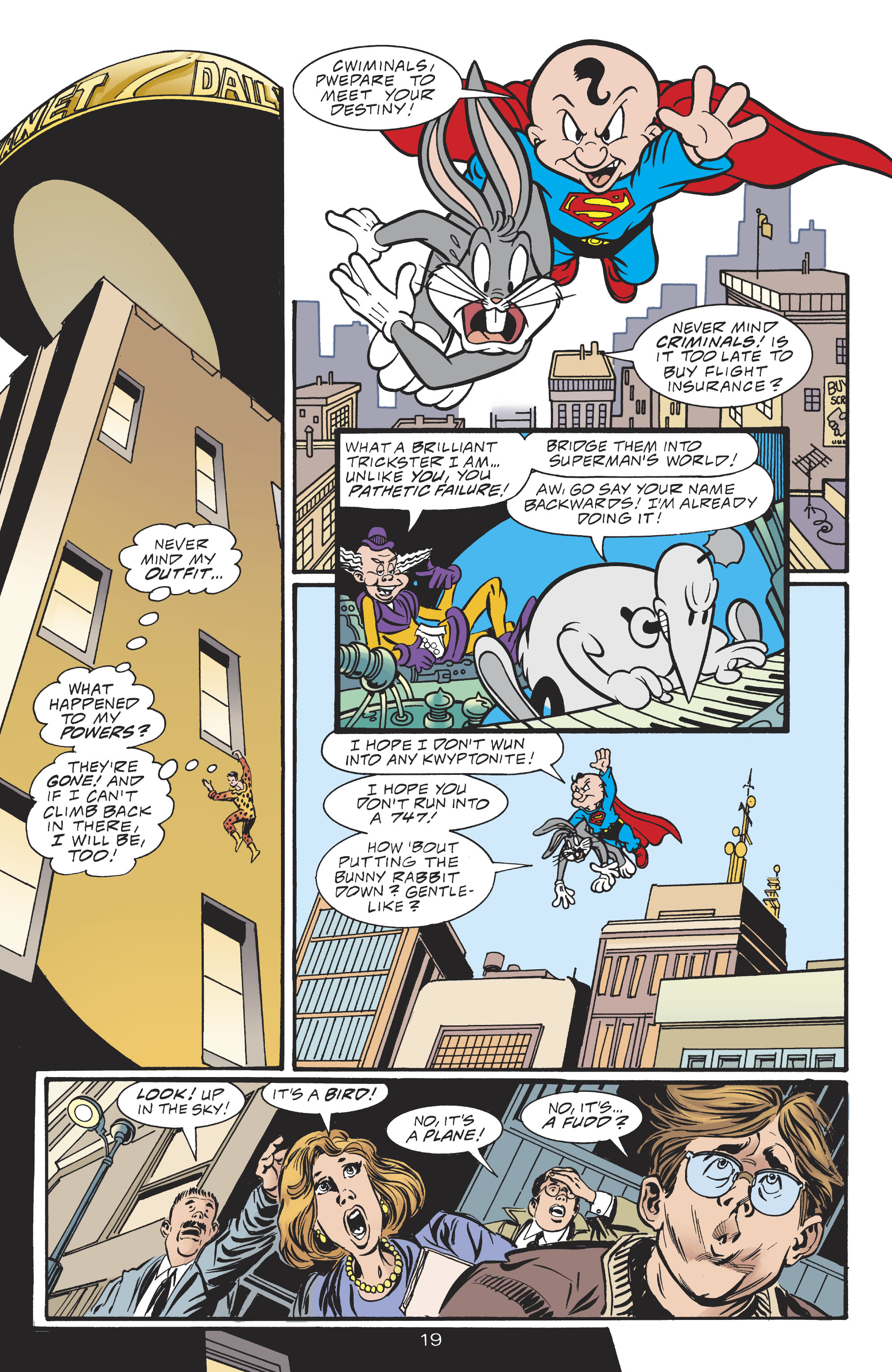 Read online DC/Looney Tunes 100-Page Super Spectacular comic -  Issue # Full - 44