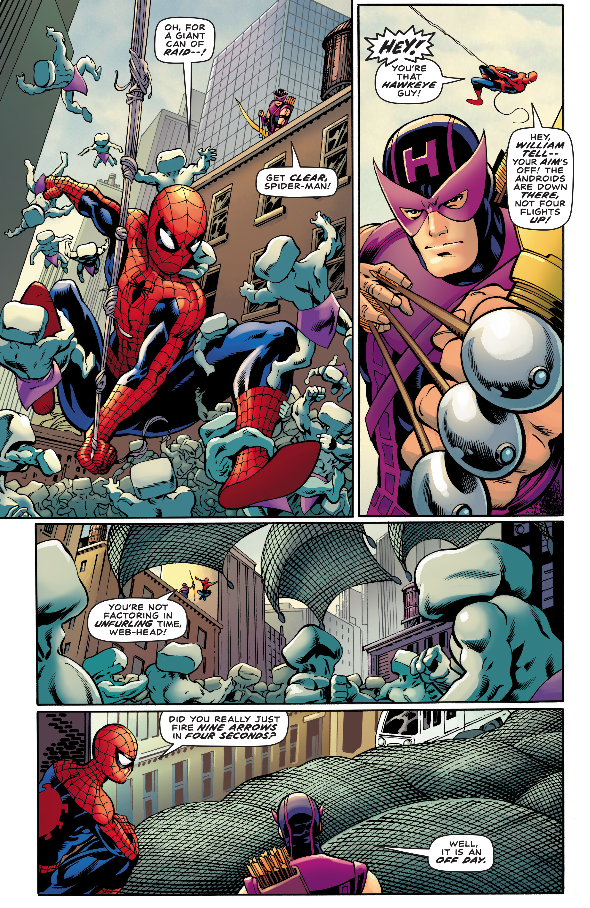 Read online Avengers (2016) comic -  Issue #3.1 - 8
