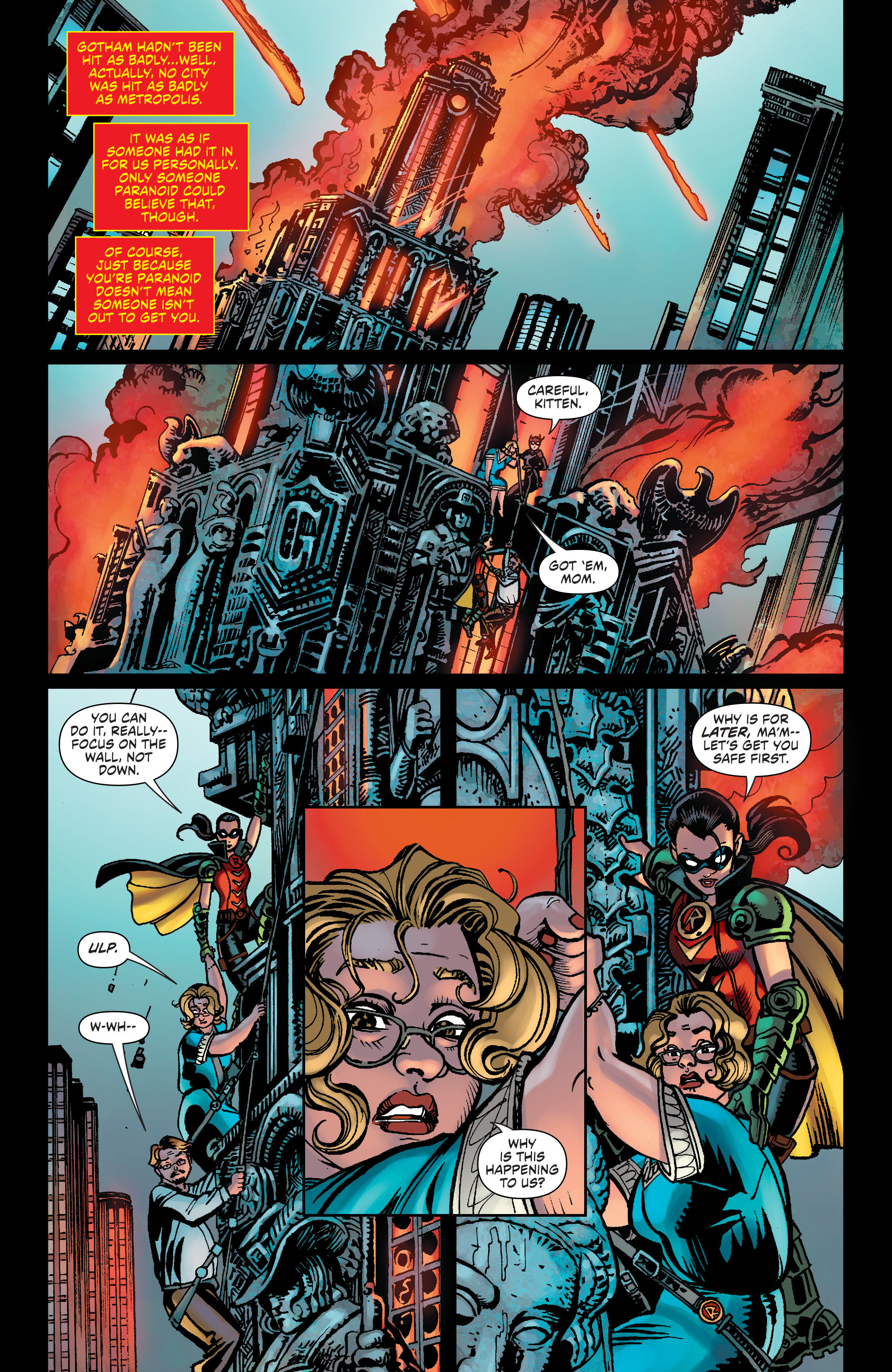 Read online Worlds' Finest comic -  Issue #31 - 8