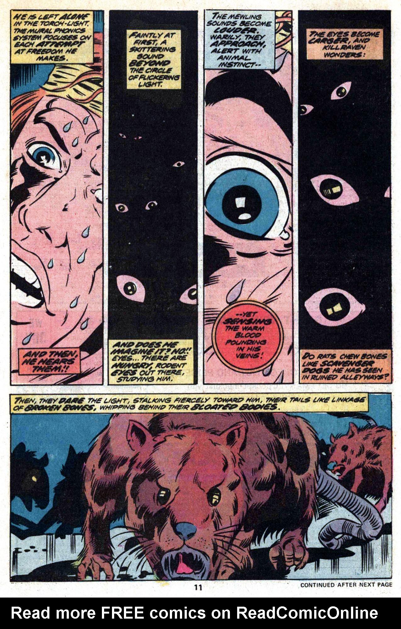 Read online Amazing Adventures (1970) comic -  Issue #30 - 13