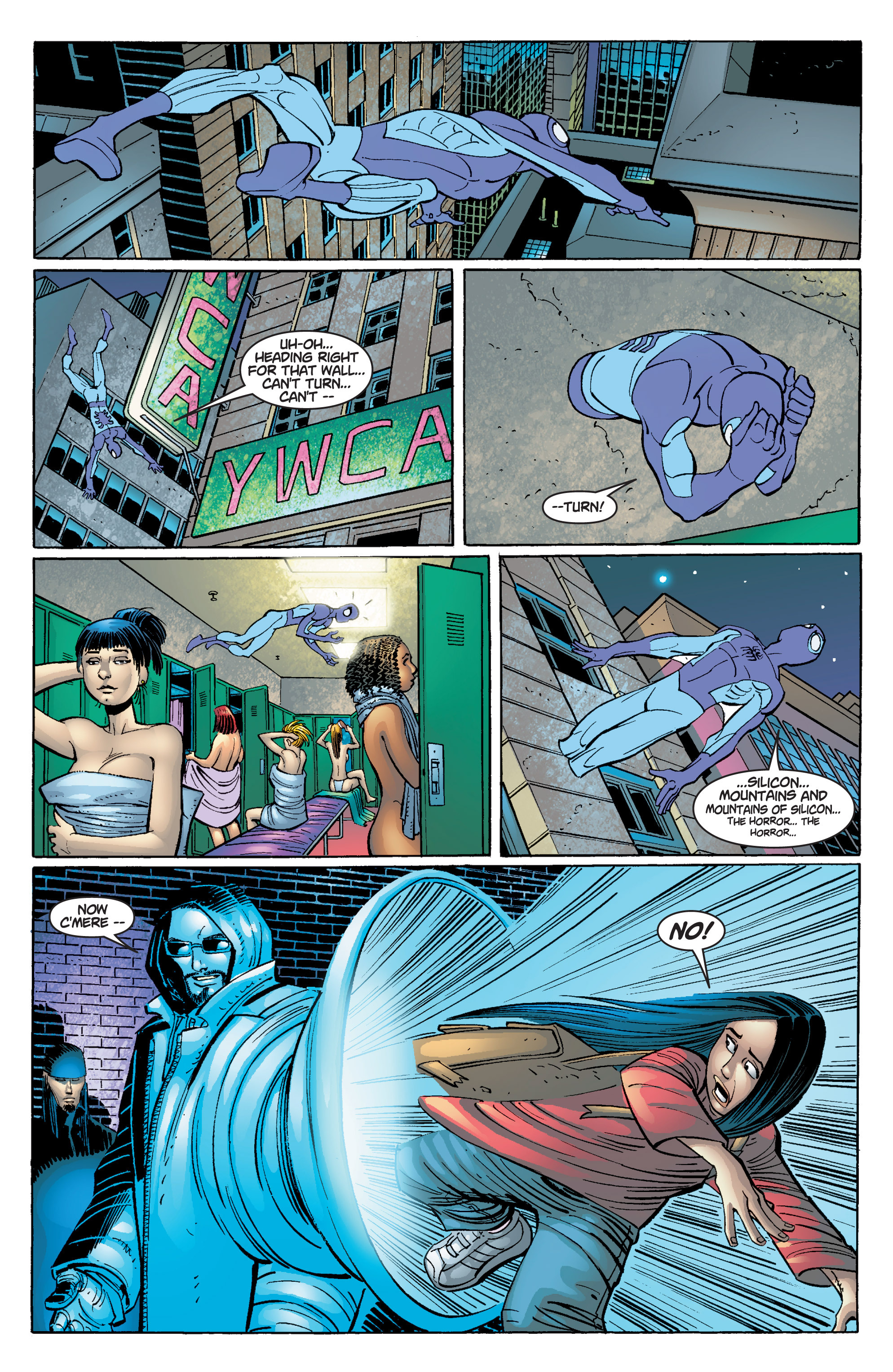 The Amazing Spider-Man (1999) 42 Page 10